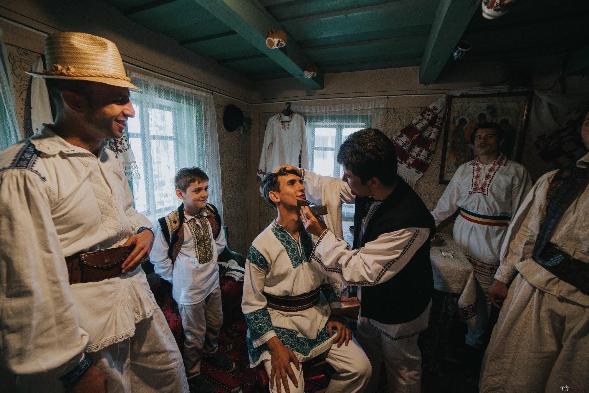 Povești Nunți Tradiționale - Andreea și Sergiu. Nuntă tradițională în Alba-Iulia 6