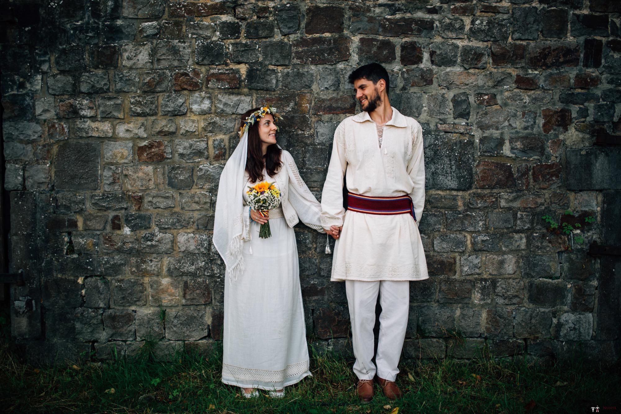 Povești Nunți Tradiționale - Gabriela și Iulian. Nuntă românească în Belgia. 11