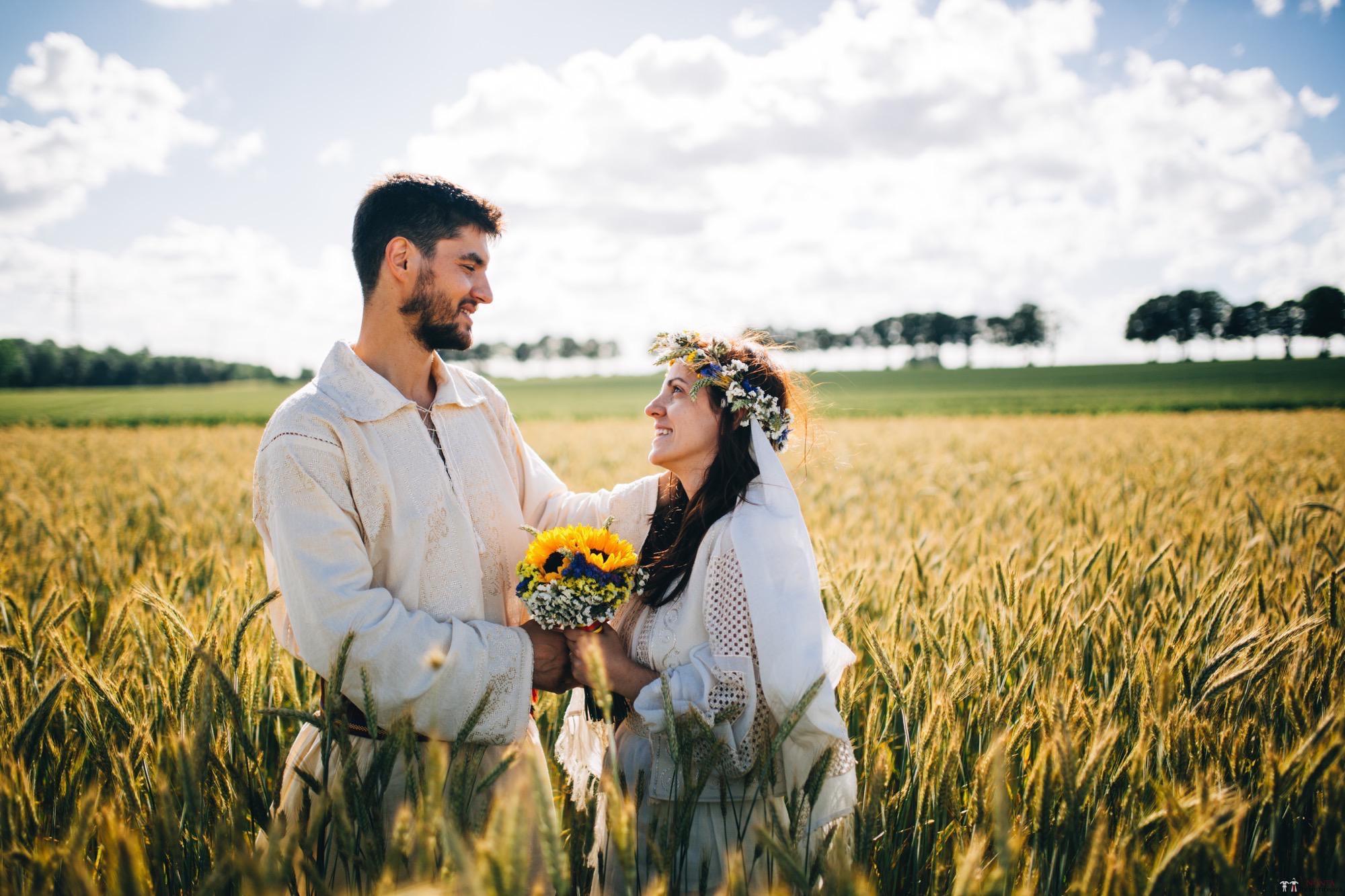 Povești Nunți Tradiționale - Gabriela și Iulian. Nuntă românească în Belgia. 17