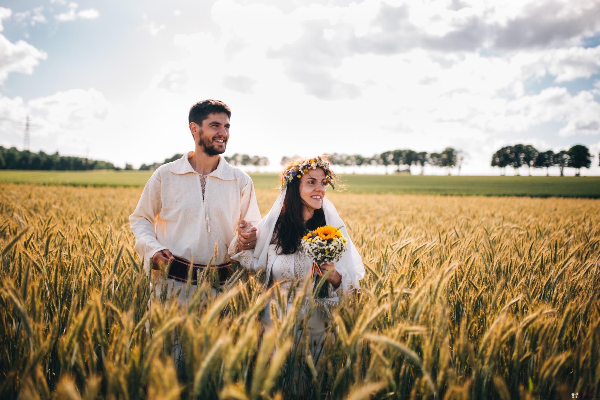 Povești Nunți Tradiționale - Gabriela și Iulian. Nuntă românească în Belgia. 19