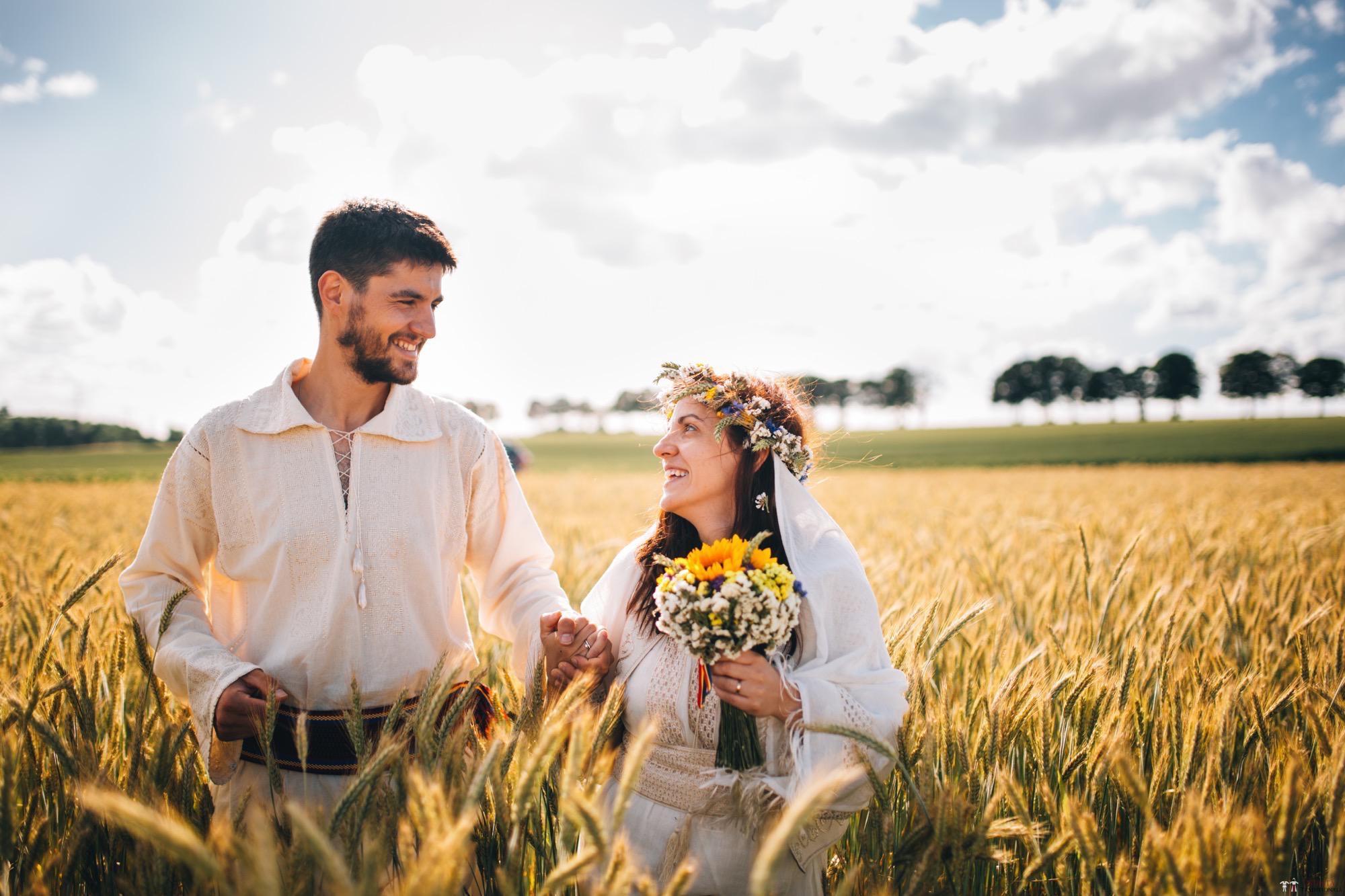 Povești Nunți Tradiționale - Gabriela și Iulian. Nuntă românească în Belgia. 20