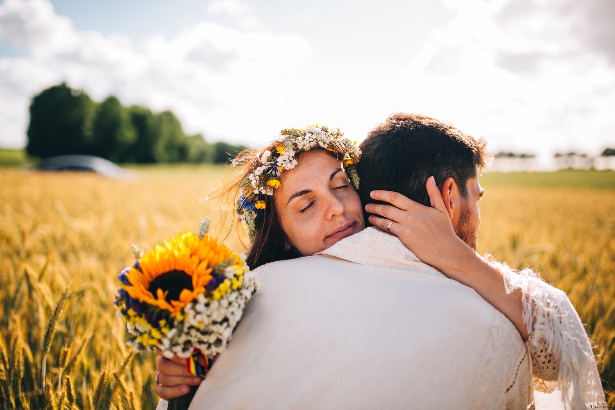 Povești Nunți Tradiționale - Gabriela și Iulian. Nuntă românească în Belgia. 21