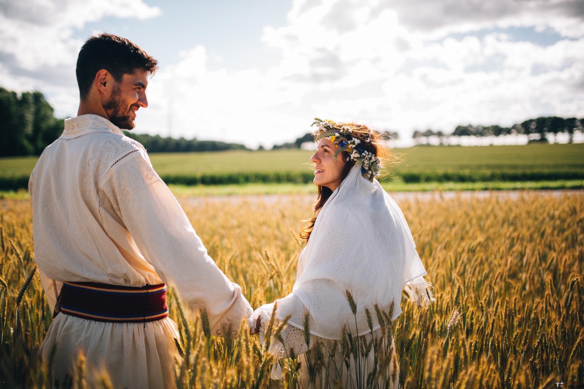 Povești Nunți Tradiționale - Gabriela și Iulian. Nuntă românească în Belgia. 22