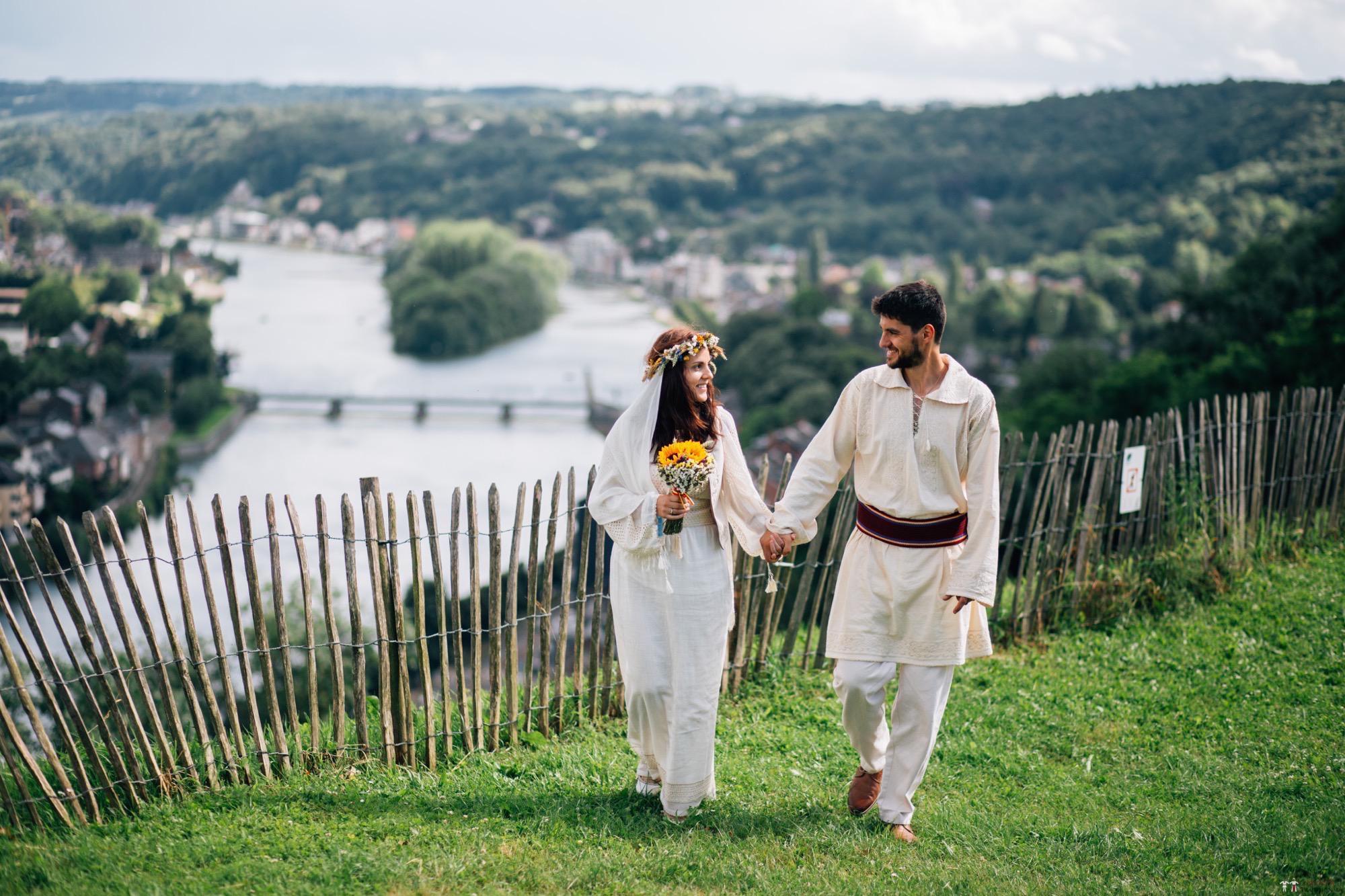 Povești Nunți Tradiționale - Gabriela și Iulian. Nuntă românească în Belgia. 24