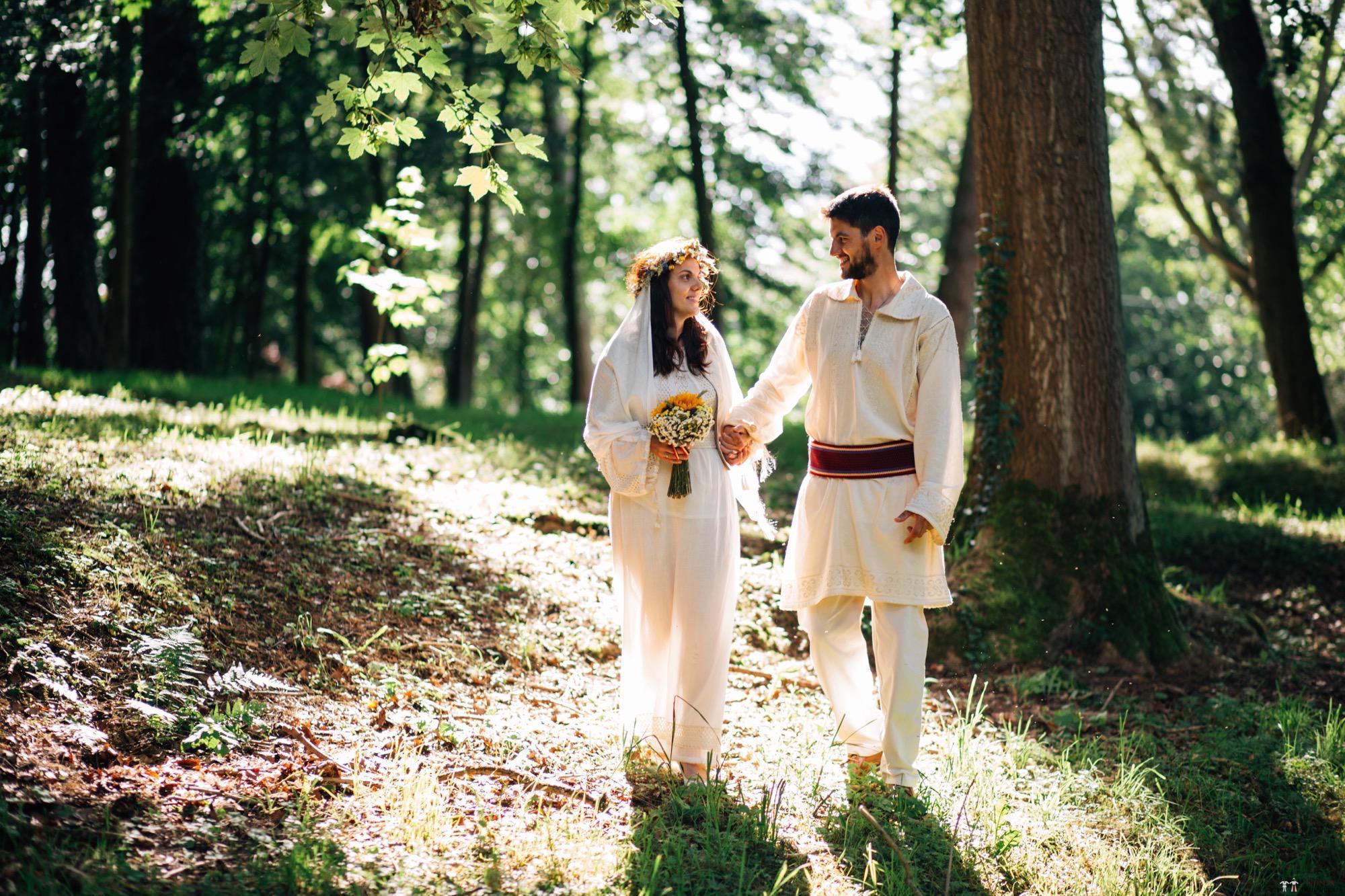 Povești Nunți Tradiționale - Gabriela și Iulian. Nuntă românească în Belgia. 25