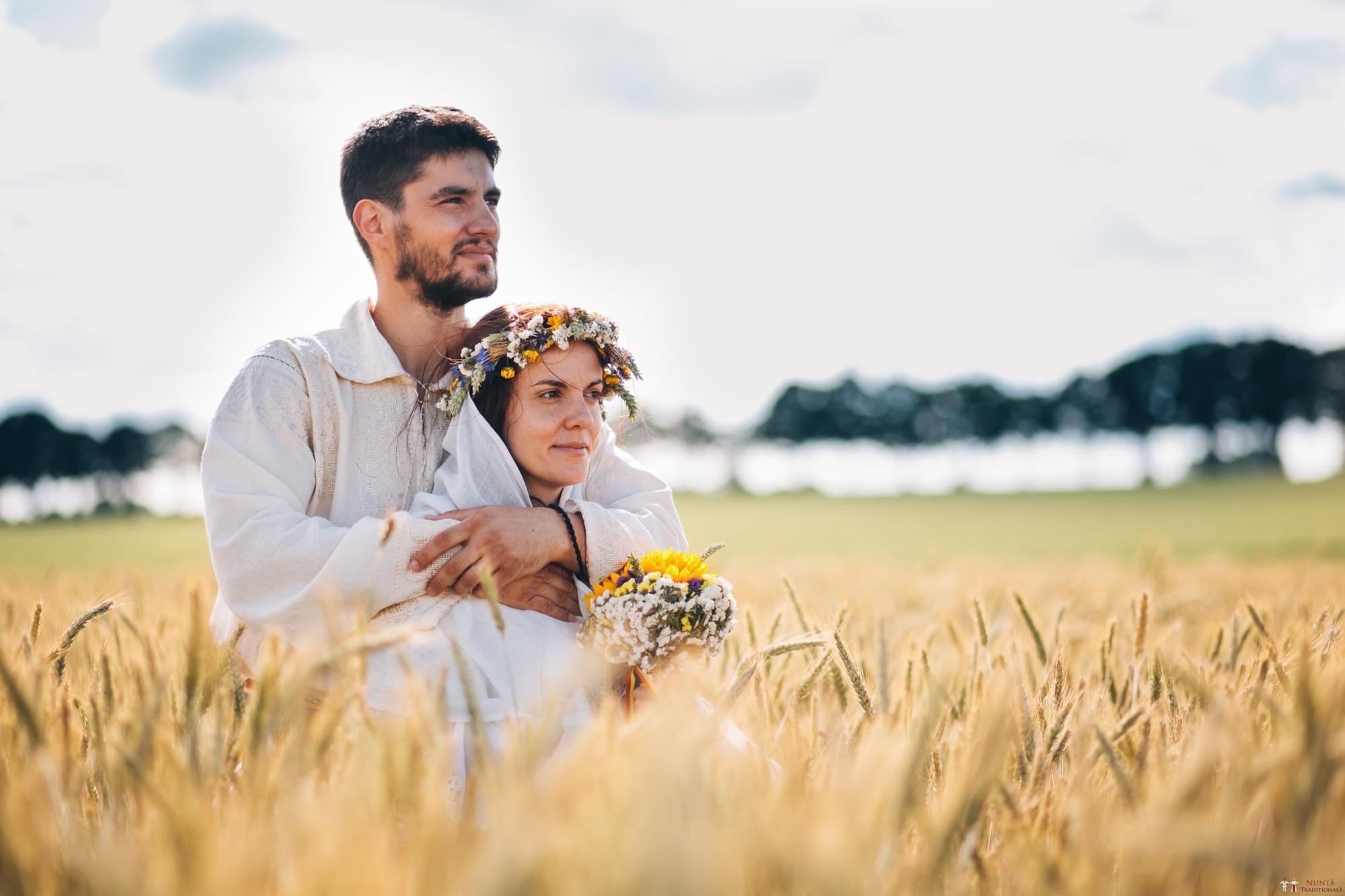 Povești Nunți Tradiționale - Gabriela și Iulian. Nuntă românească în Belgia. 26