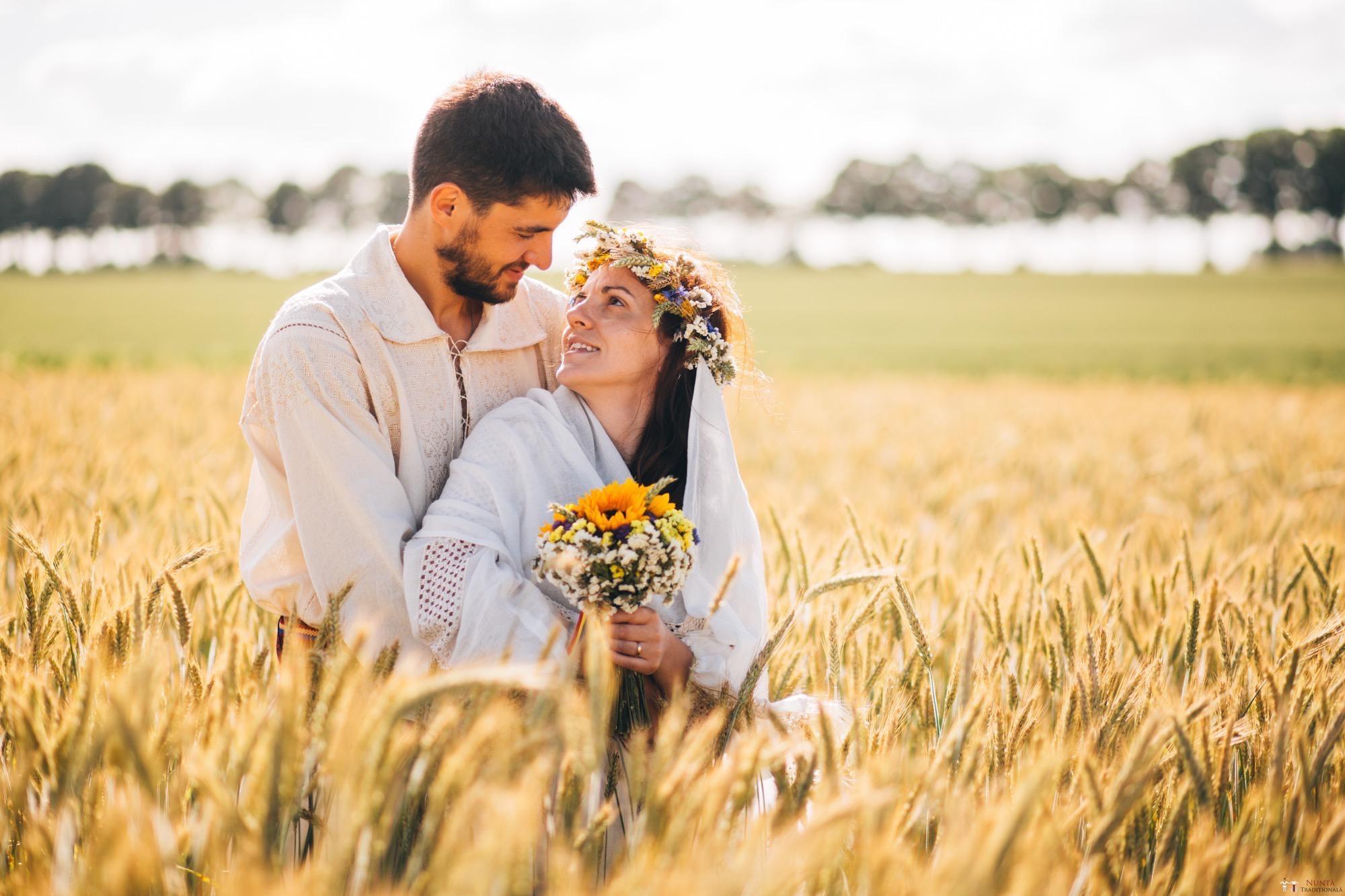 Povești Nunți Tradiționale - Gabriela și Iulian. Nuntă românească în Belgia. 27