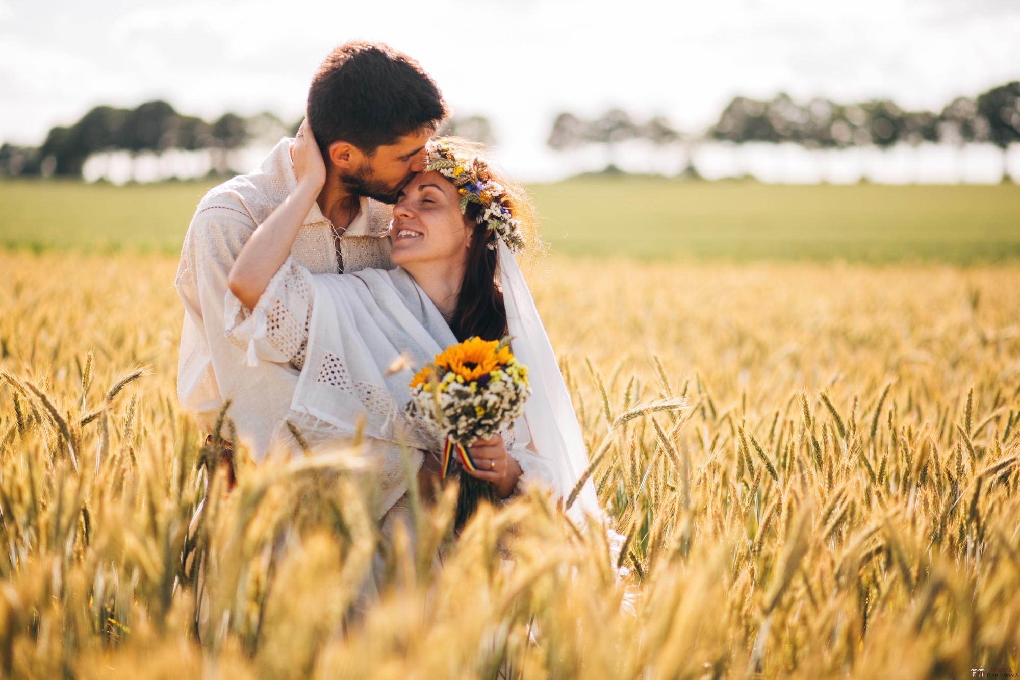 Povești Nunți Tradiționale - Gabriela și Iulian. Nuntă românească în Belgia. 28