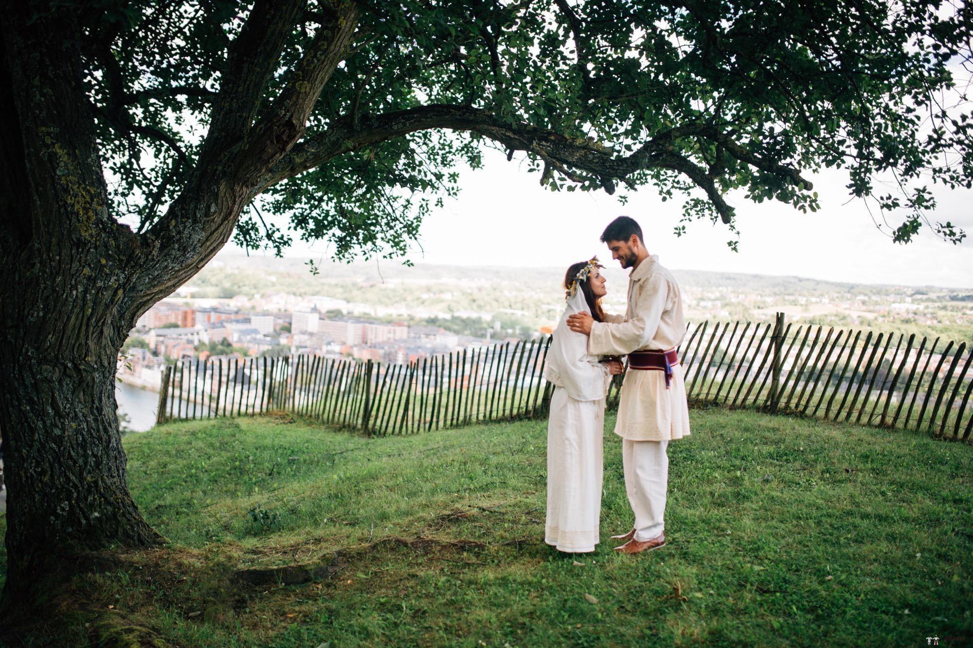 Povești Nunți Tradiționale - Gabriela și Iulian. Nuntă românească în Belgia. 2