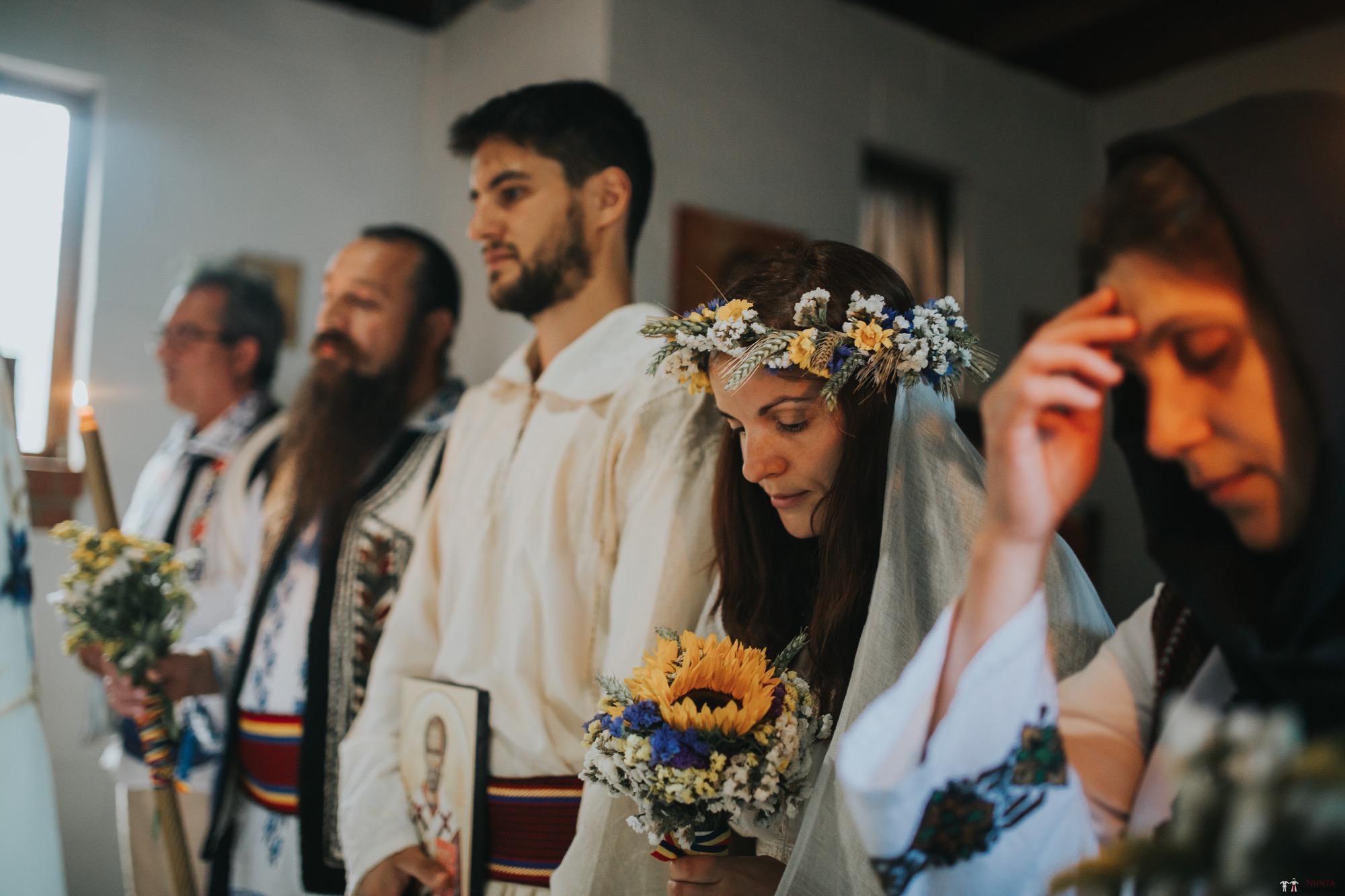 Povești Nunți Tradiționale - Gabriela și Iulian. Nuntă românească în Belgia. 29