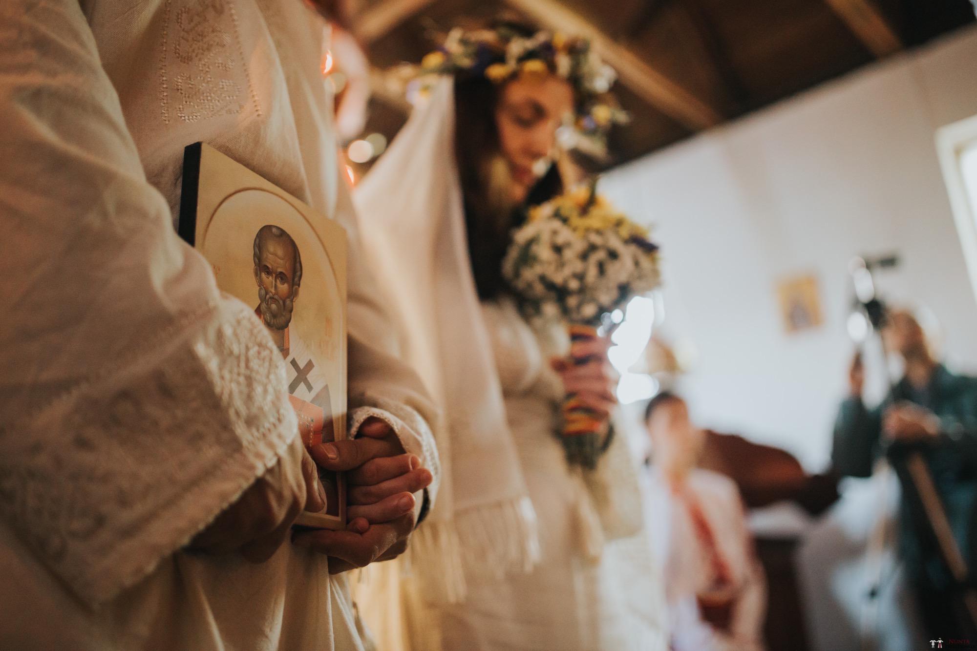 Povești Nunți Tradiționale - Gabriela și Iulian. Nuntă românească în Belgia. 32