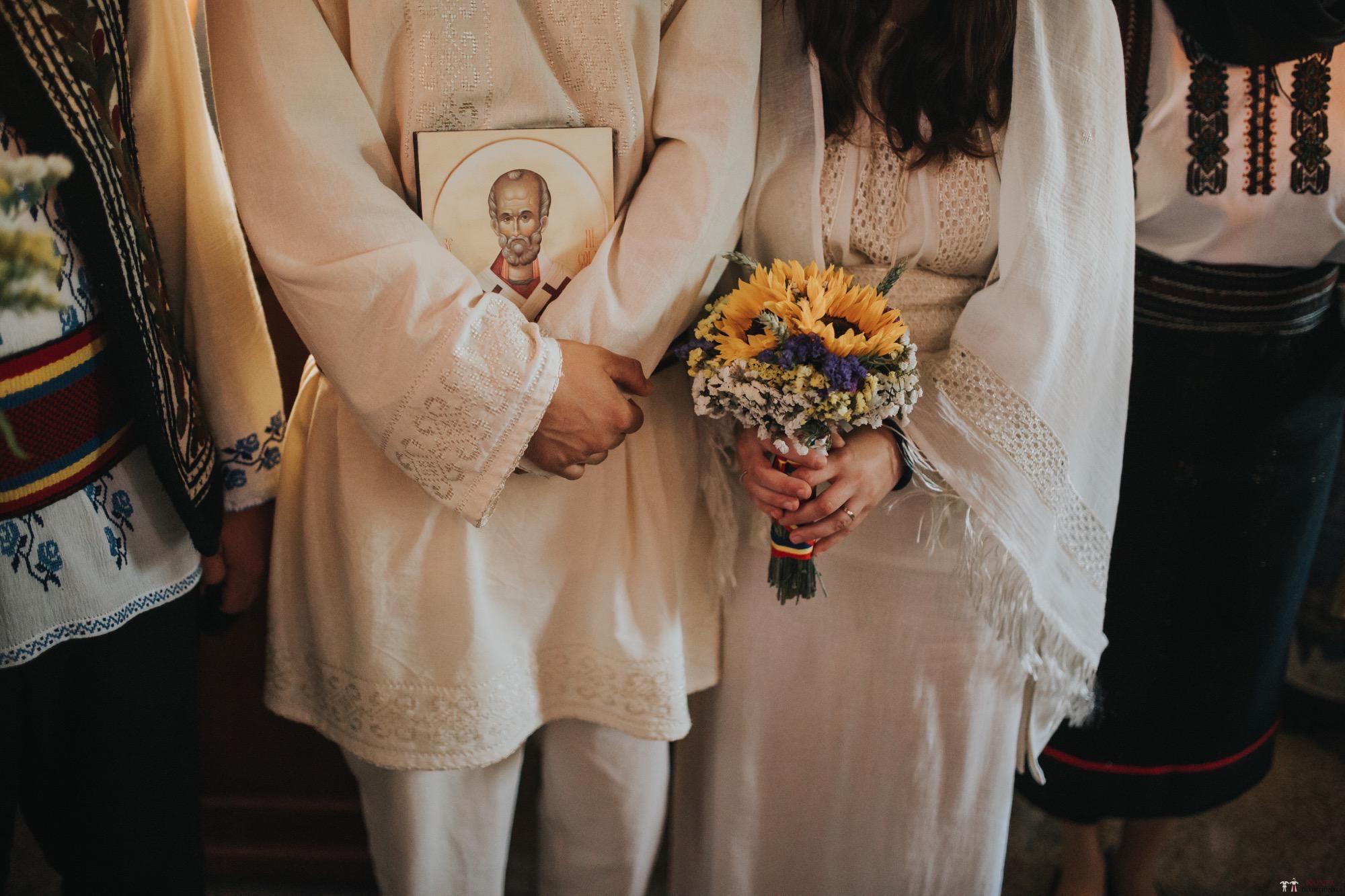 Povești Nunți Tradiționale - Gabriela și Iulian. Nuntă românească în Belgia. 36