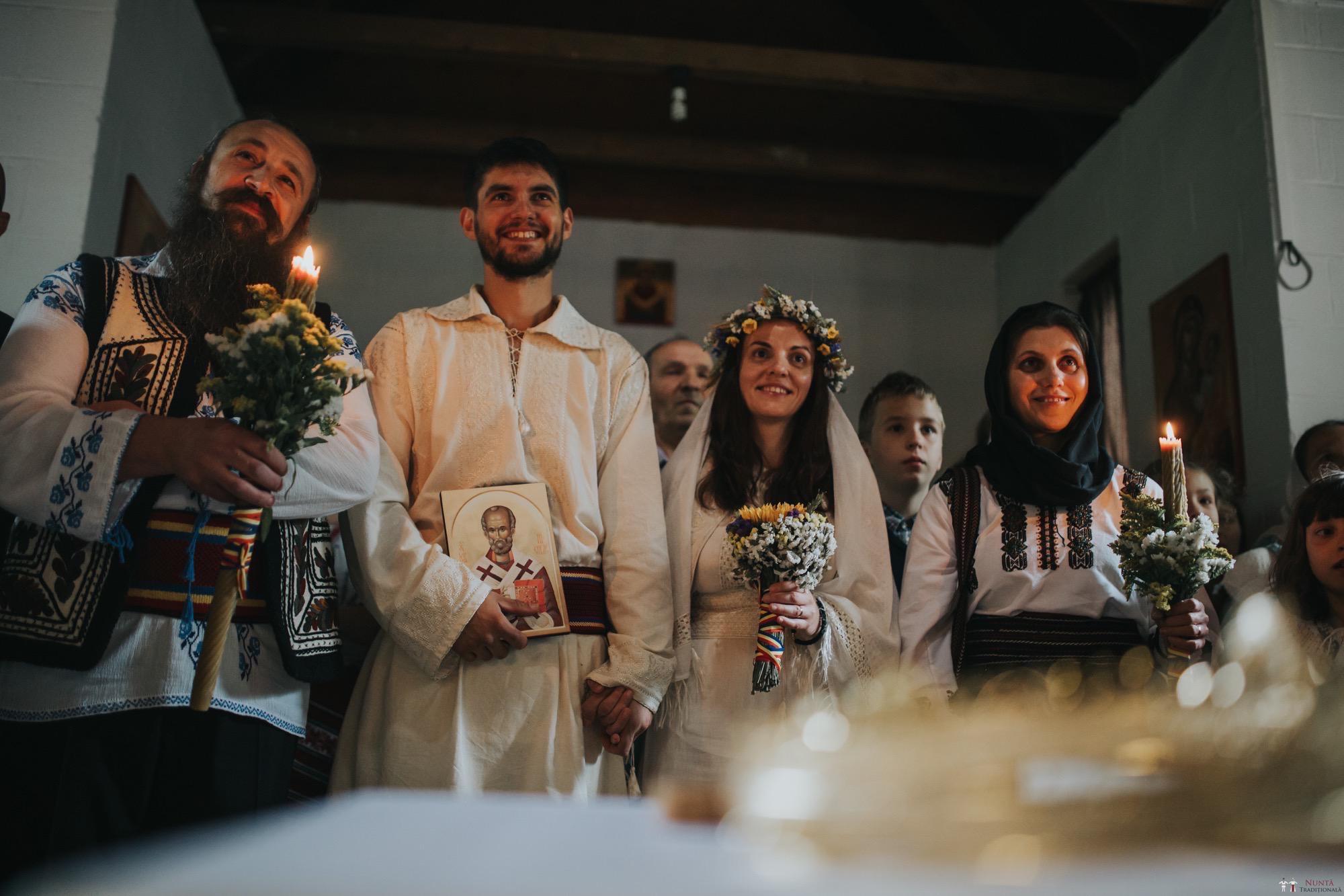 Povești Nunți Tradiționale - Gabriela și Iulian. Nuntă românească în Belgia. 40