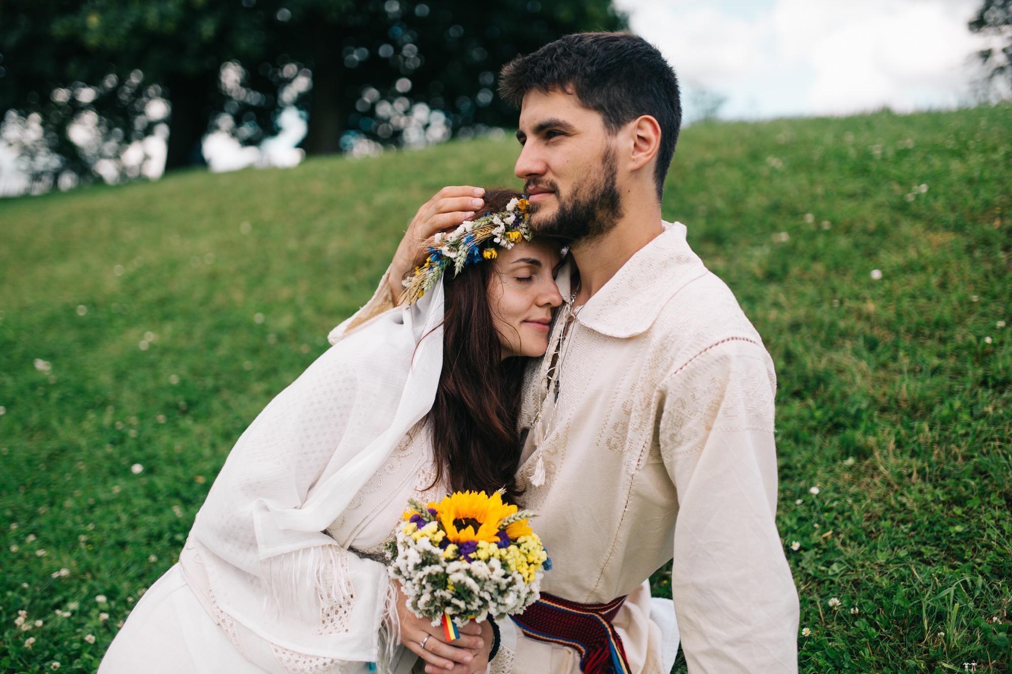 Povești Nunți Tradiționale - Gabriela și Iulian. Nuntă românească în Belgia. 5