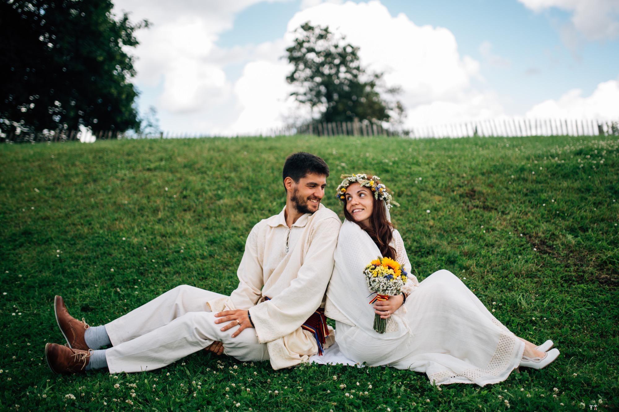 Povești Nunți Tradiționale - Gabriela și Iulian. Nuntă românească în Belgia. 6