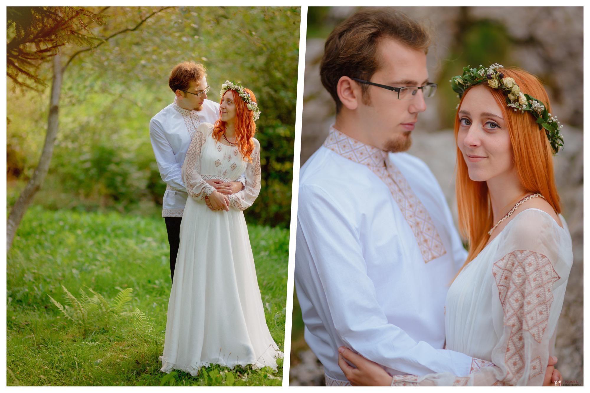 Povești Nunți Tradiționale - Aurelian și Sonia. Nuntă tradițională în Câmpulung Moldovenesc