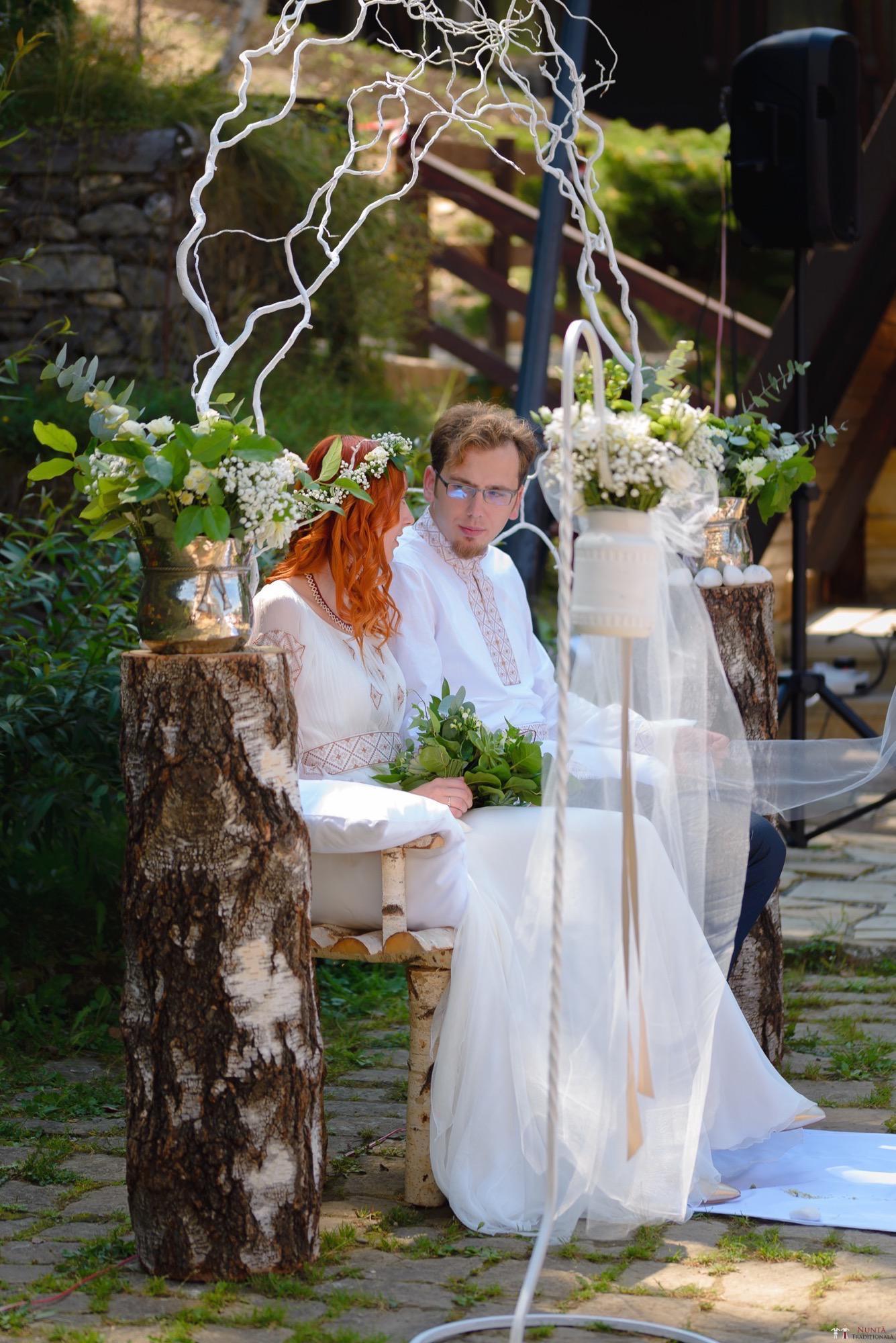 Povești Nunți Tradiționale - Aurelian și Sonia. Nuntă tradițională în Câmpulung Moldovenesc 11