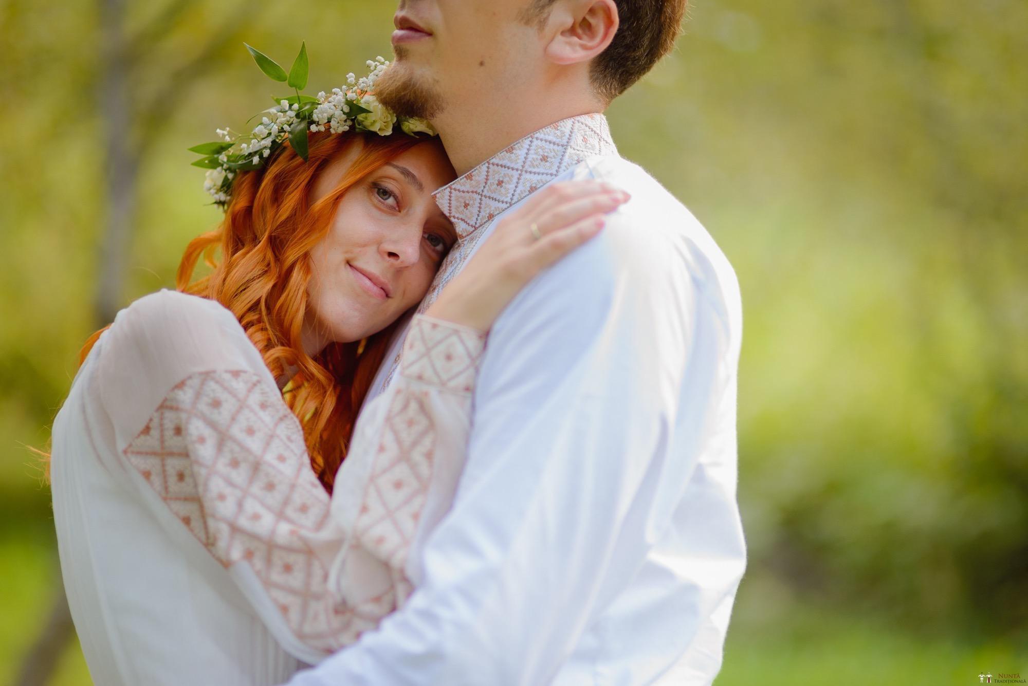 Povești Nunți Tradiționale - Aurelian și Sonia. Nuntă tradițională în Câmpulung Moldovenesc 18
