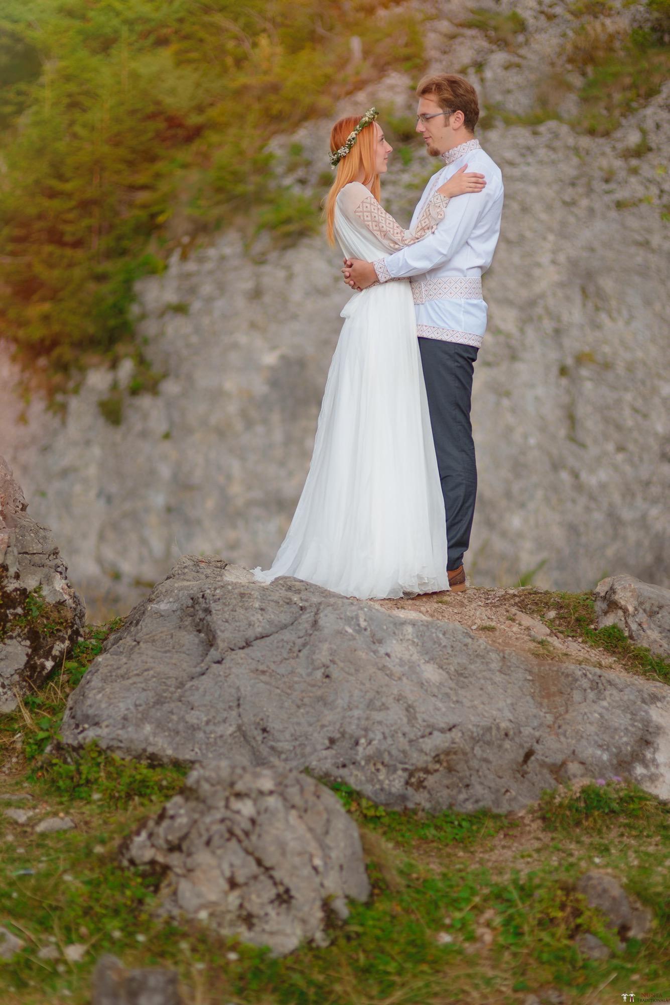 Povești Nunți Tradiționale - Aurelian și Sonia. Nuntă tradițională în Câmpulung Moldovenesc 20