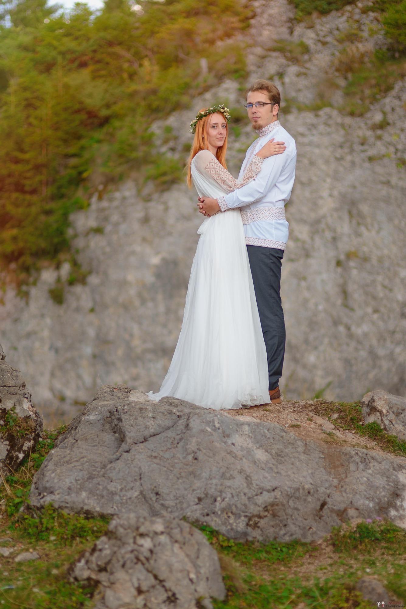 Povești Nunți Tradiționale - Aurelian și Sonia. Nuntă tradițională în Câmpulung Moldovenesc 21