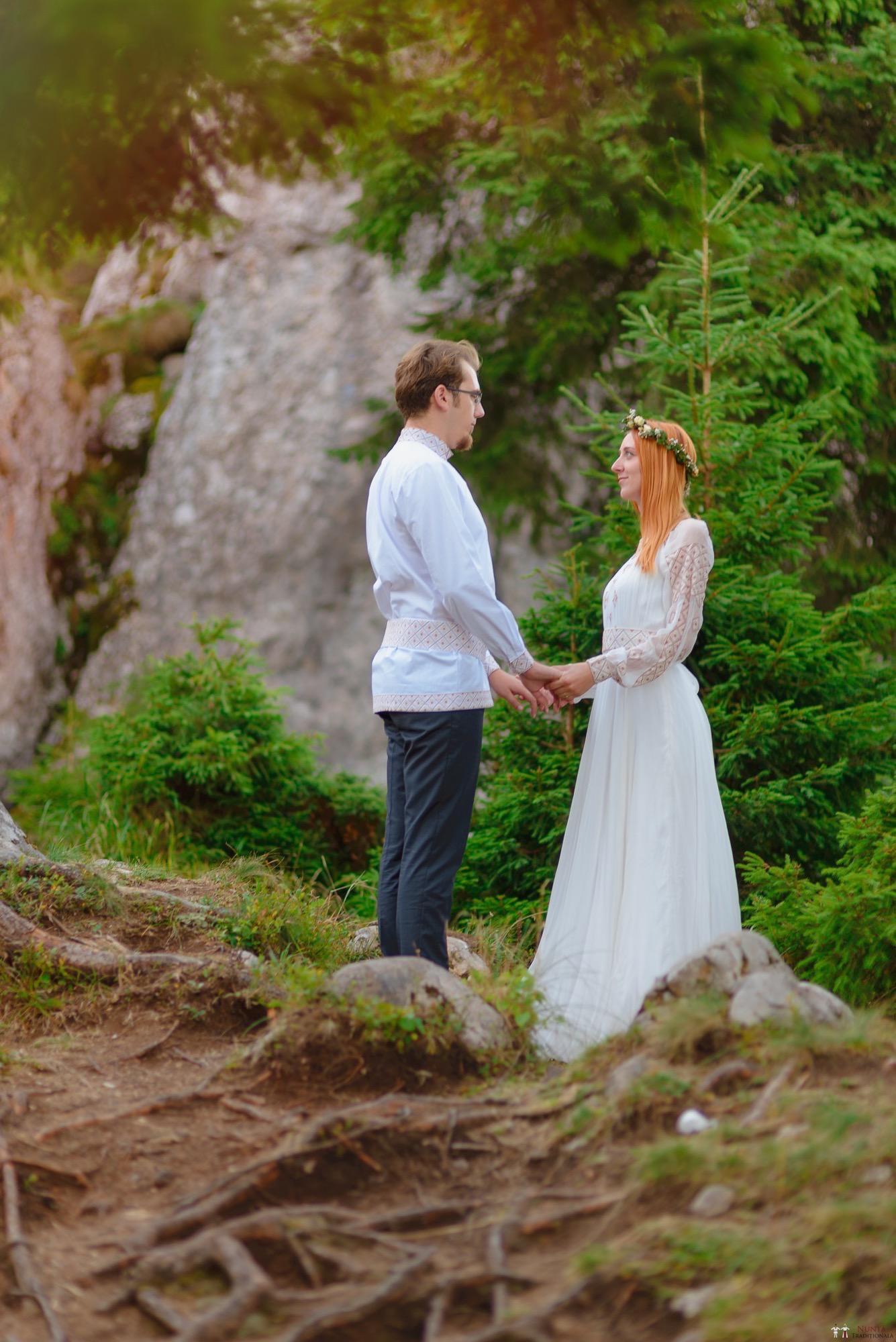 Povești Nunți Tradiționale - Aurelian și Sonia. Nuntă tradițională în Câmpulung Moldovenesc 22