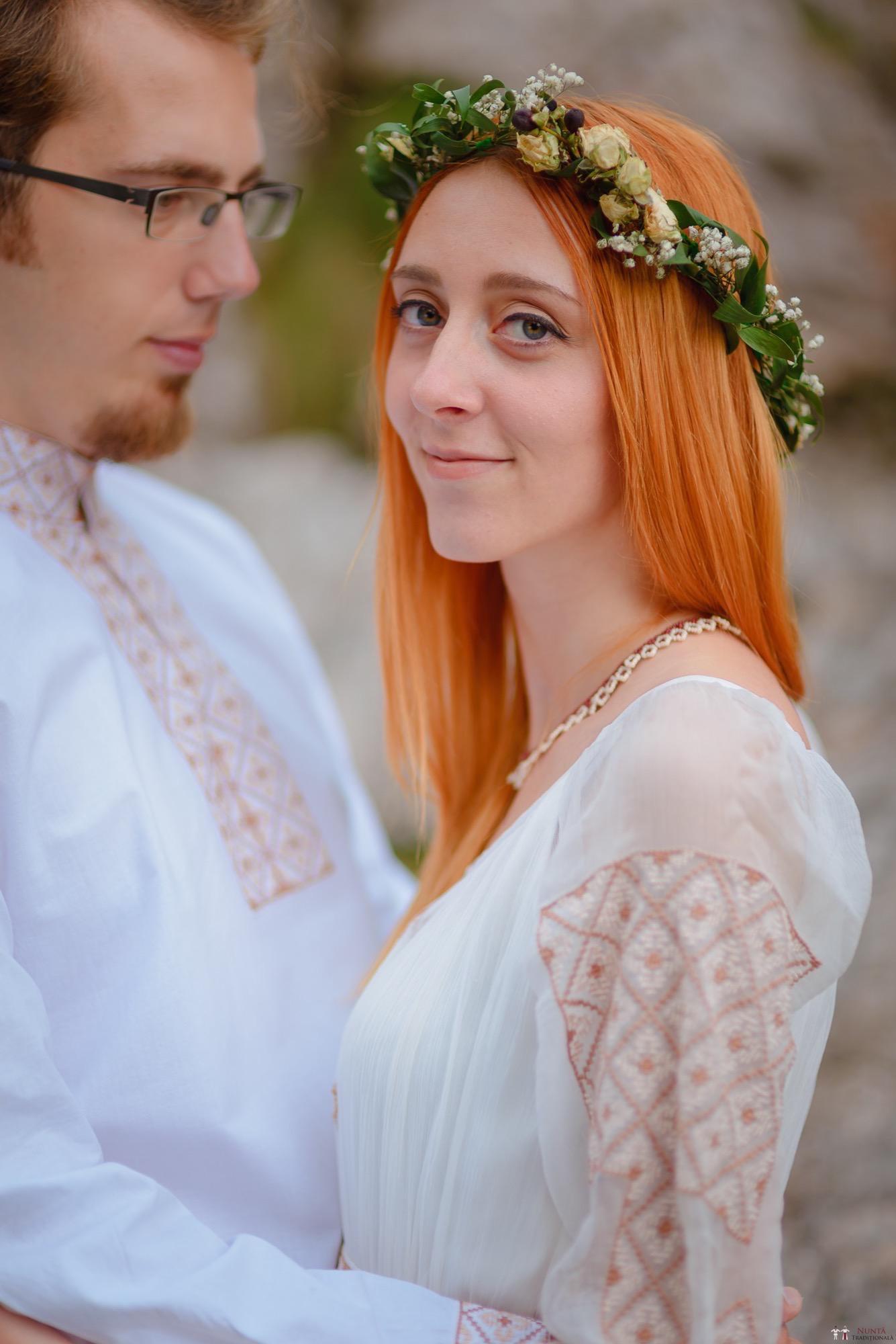 Povești Nunți Tradiționale - Aurelian și Sonia. Nuntă tradițională în Câmpulung Moldovenesc 25