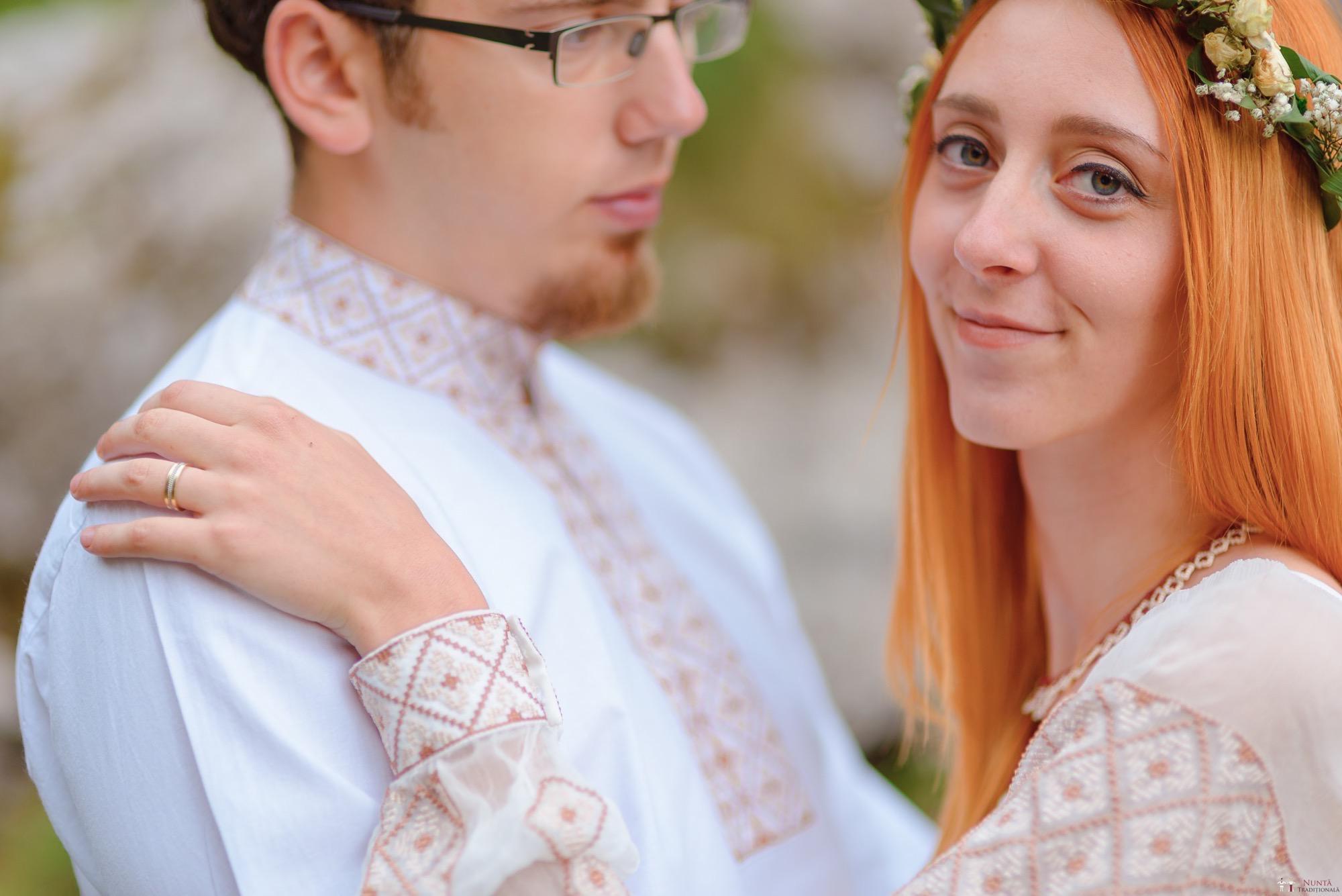 Povești Nunți Tradiționale - Aurelian și Sonia. Nuntă tradițională în Câmpulung Moldovenesc 26