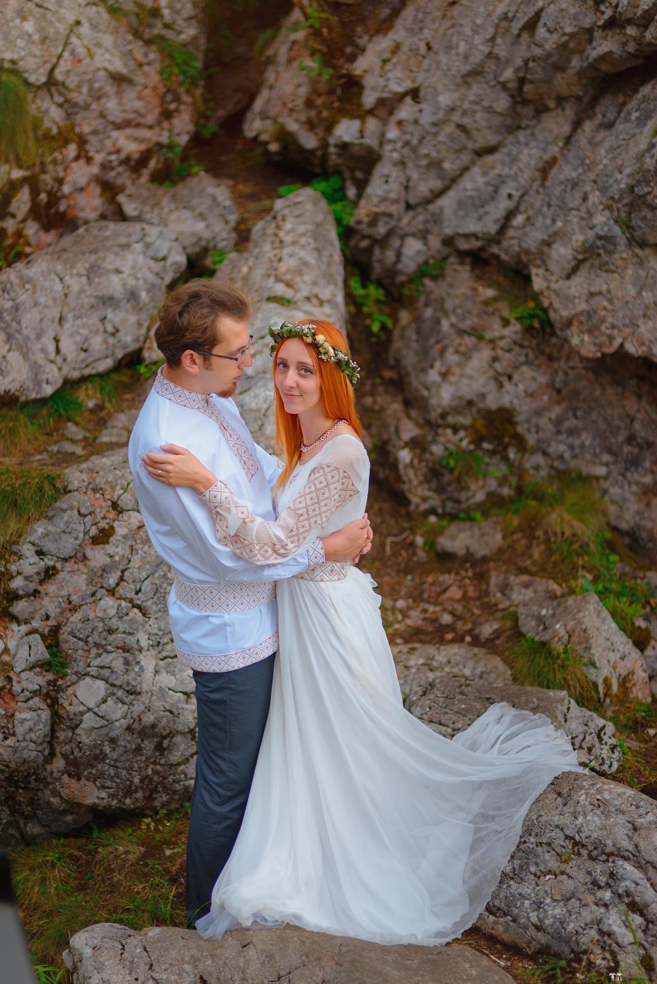 Povești Nunți Tradiționale - Aurelian și Sonia. Nuntă tradițională în Câmpulung Moldovenesc 27
