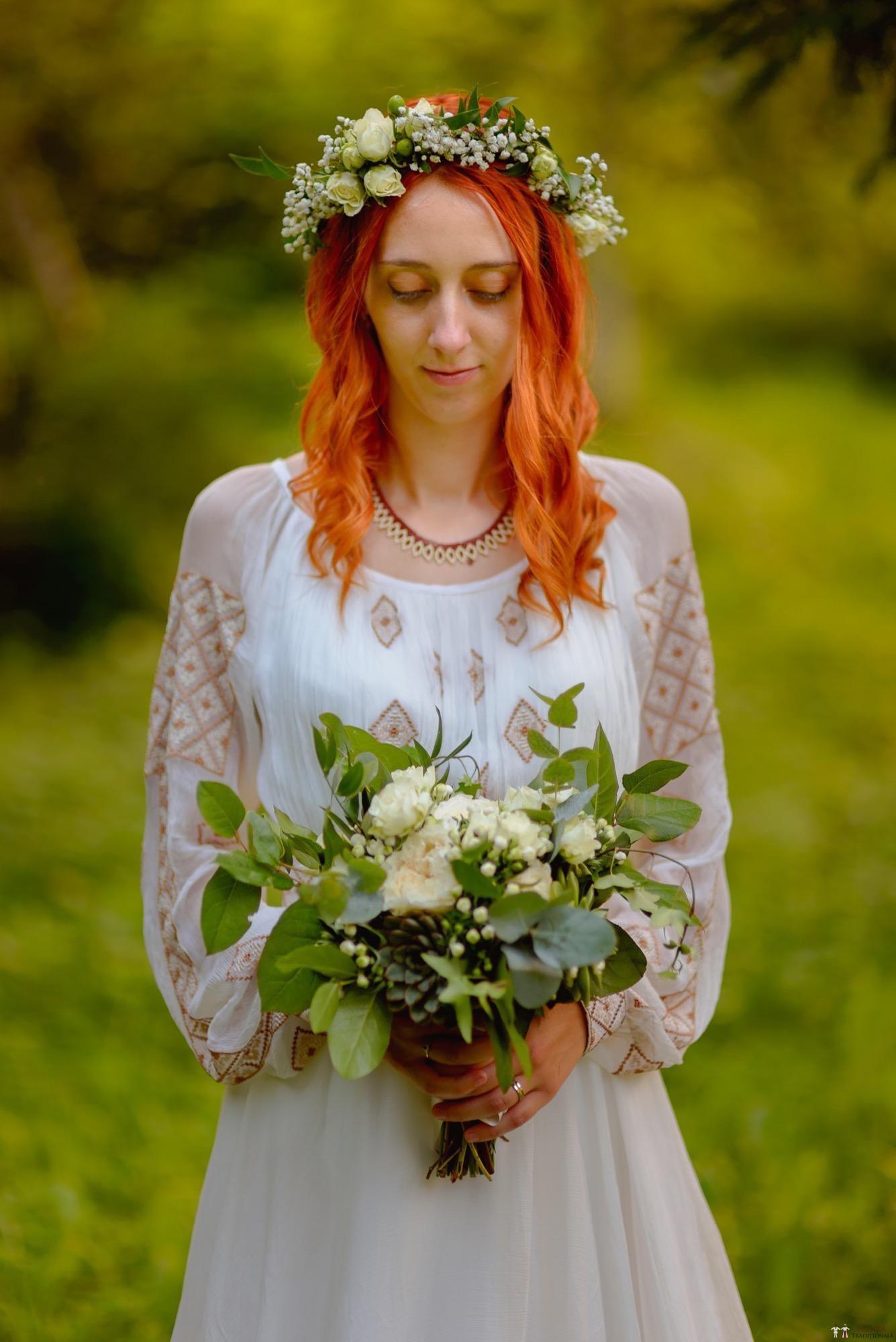 Povești Nunți Tradiționale - Aurelian și Sonia. Nuntă tradițională în Câmpulung Moldovenesc 40