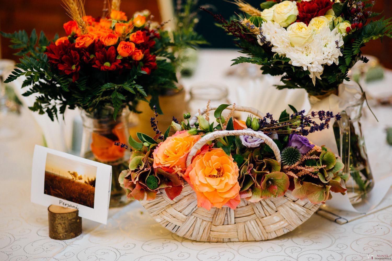 Idei și Sfaturi - Idei decorațiuni și aranjamente florale în stil tradițional 18