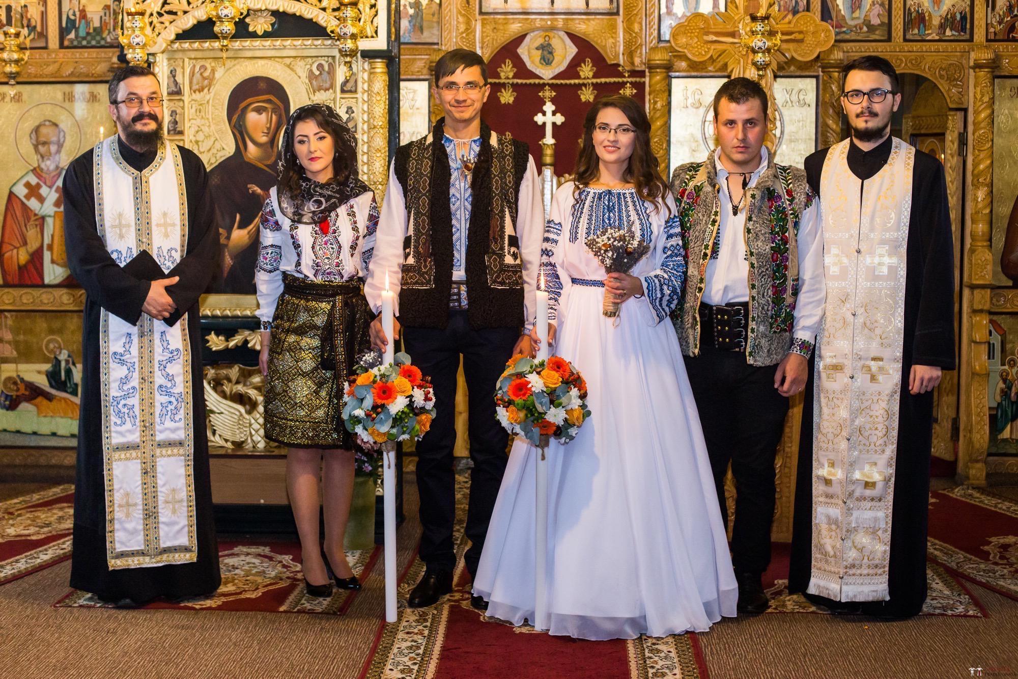 Povești Nunți Tradiționale - Ioana-Alexandra și Bogdan-Vasile. Nuntă tradițională în Fălticeni 14