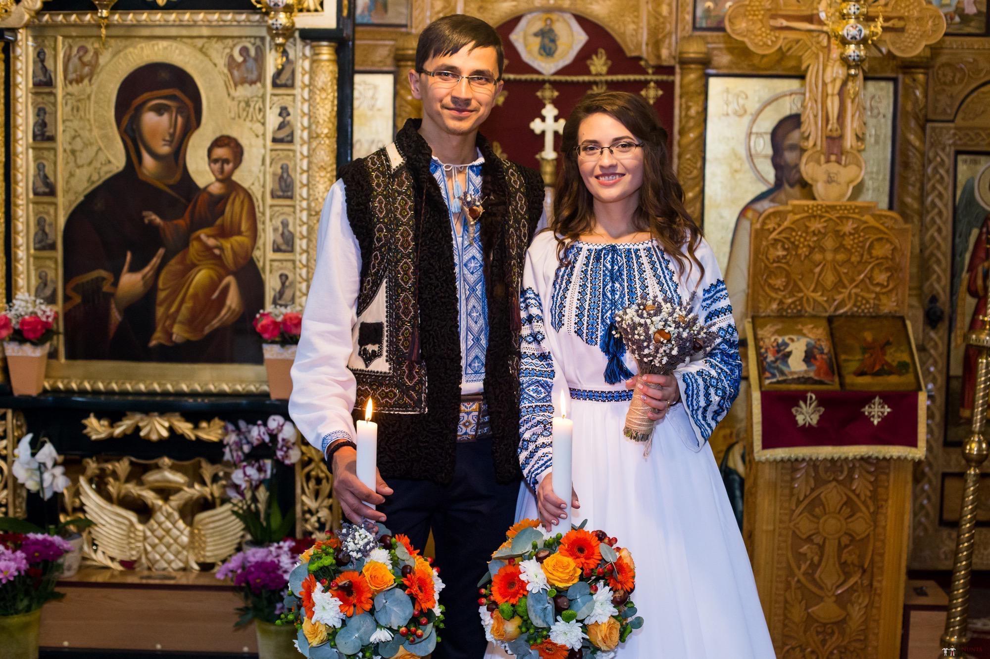 Povești Nunți Tradiționale - Ioana-Alexandra și Bogdan-Vasile. Nuntă tradițională în Fălticeni 15