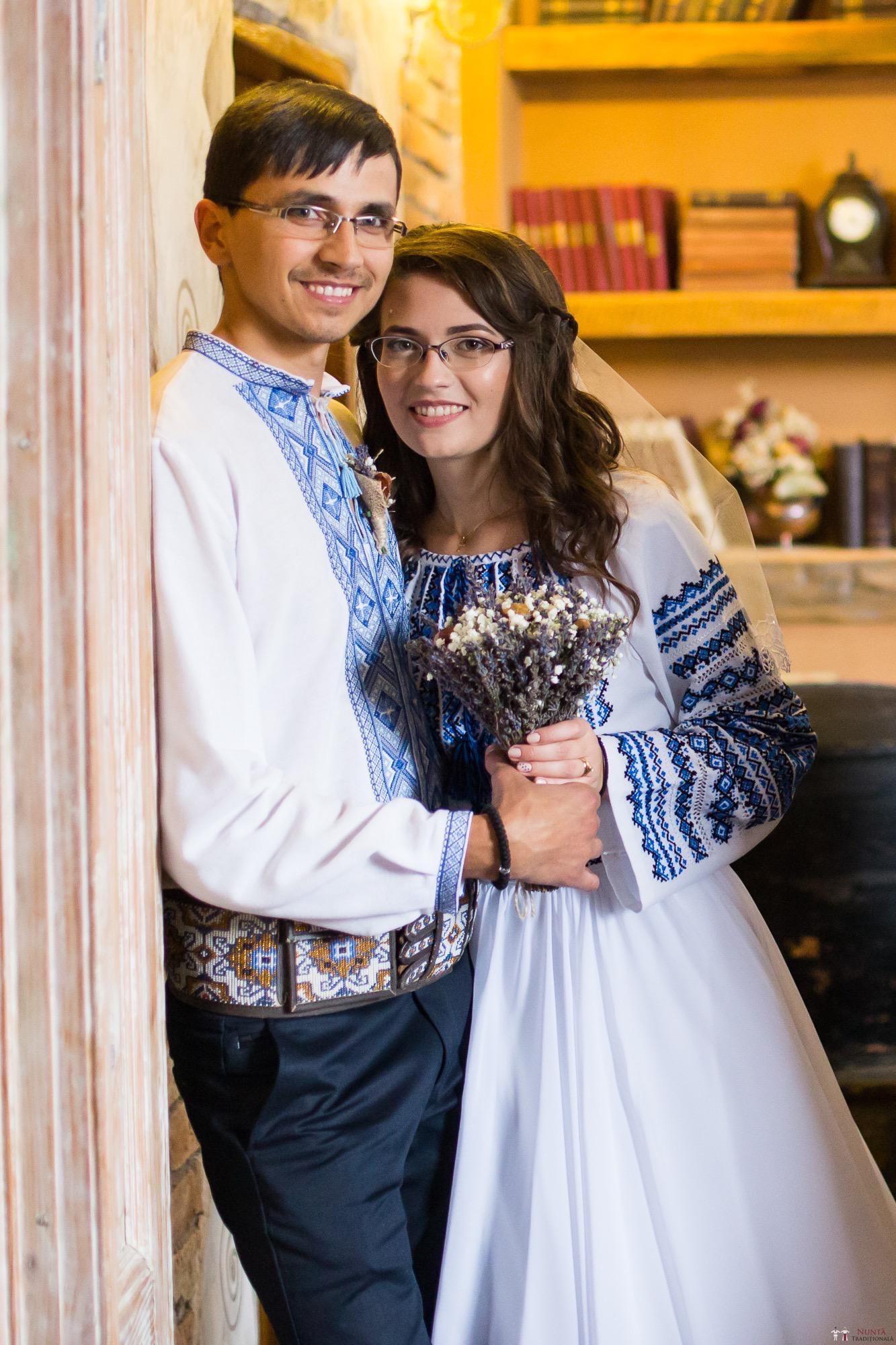 Povești Nunți Tradiționale - Ioana-Alexandra și Bogdan-Vasile. Nuntă tradițională în Fălticeni 19