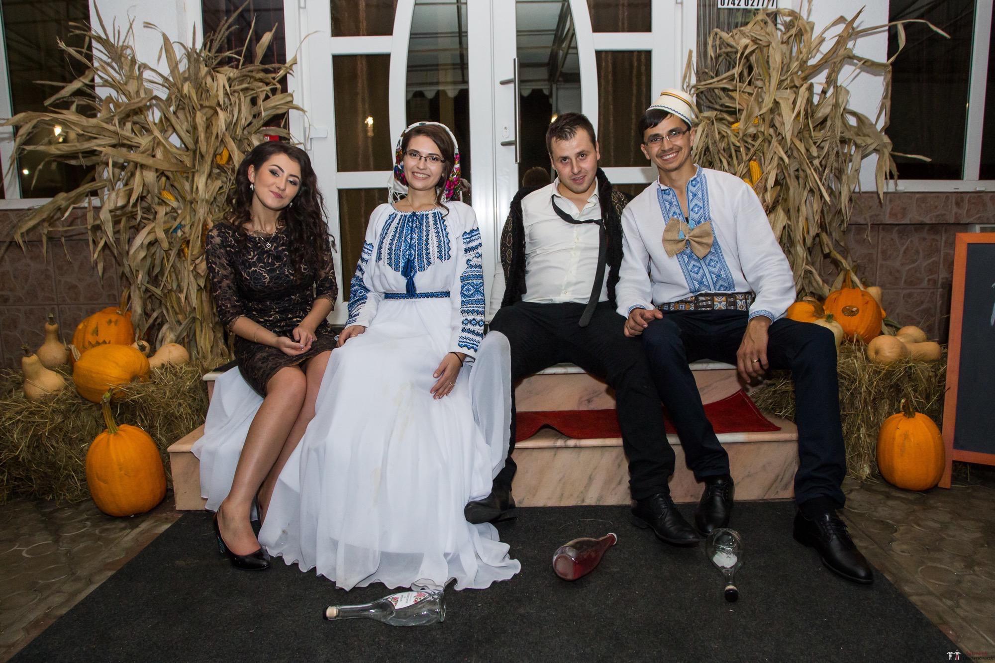 Povești Nunți Tradiționale - Ioana-Alexandra și Bogdan-Vasile. Nuntă tradițională în Fălticeni 21