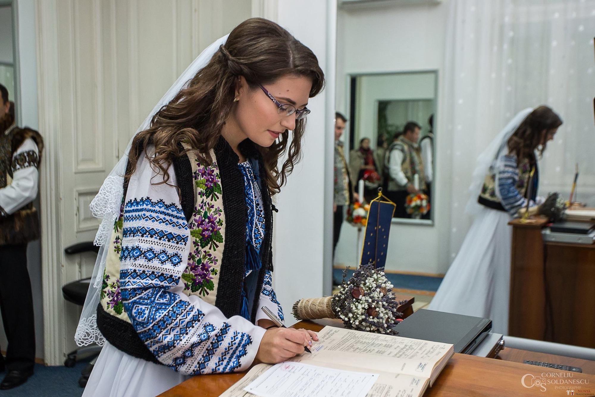 Povești Nunți Tradiționale - Ioana-Alexandra și Bogdan-Vasile. Nuntă tradițională în Fălticeni 28