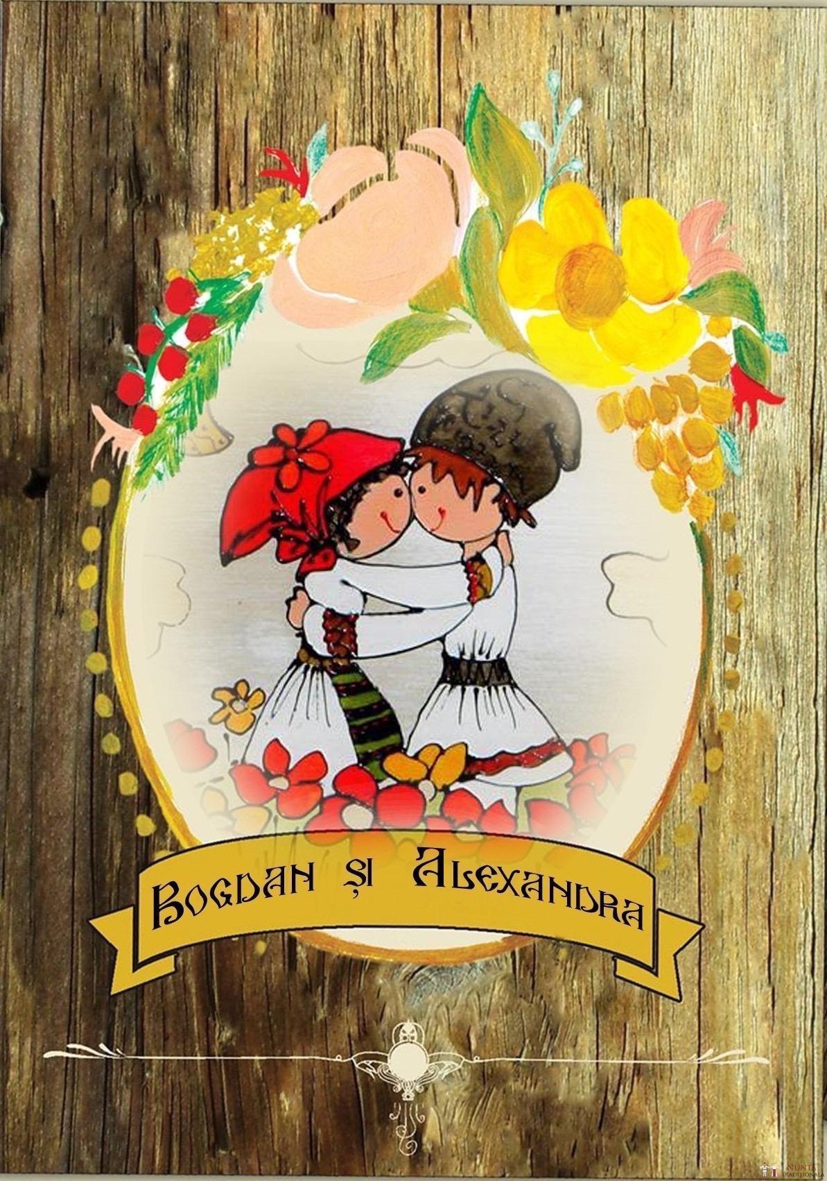 Povești Nunți Tradiționale - Ioana-Alexandra și Bogdan-Vasile. Nuntă tradițională în Fălticeni 2