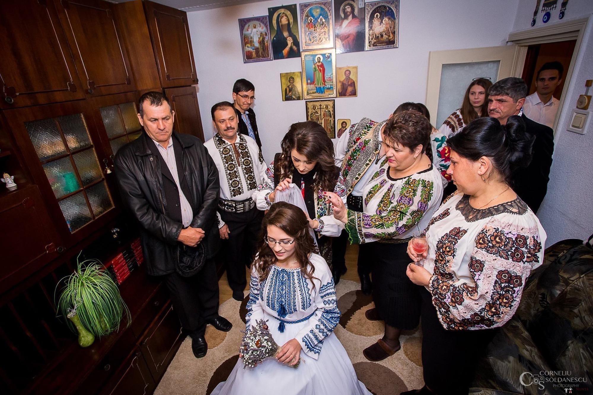Povești Nunți Tradiționale - Ioana-Alexandra și Bogdan-Vasile. Nuntă tradițională în Fălticeni 32