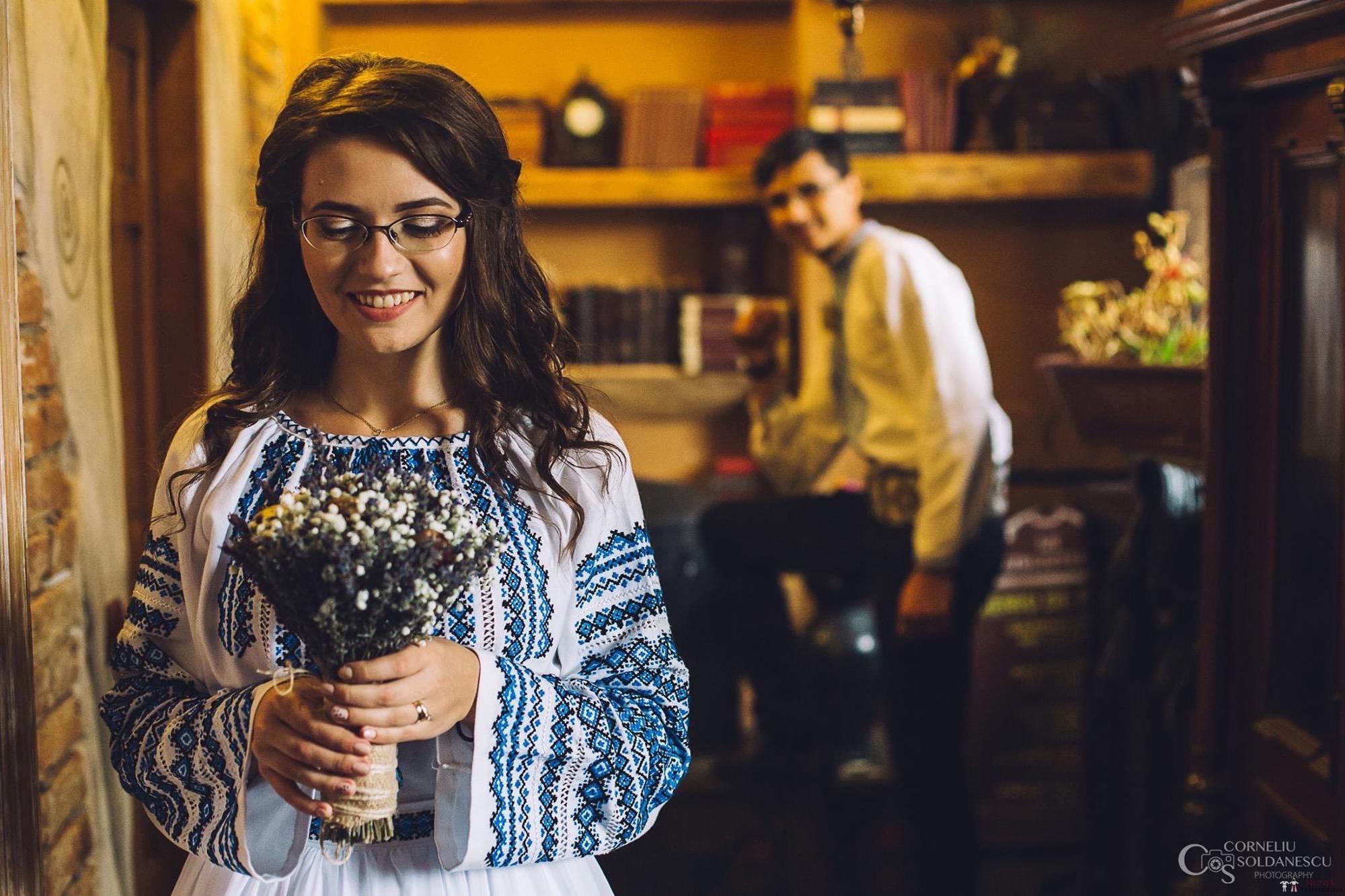 Povești Nunți Tradiționale - Ioana-Alexandra și Bogdan-Vasile. Nuntă tradițională în Fălticeni 36