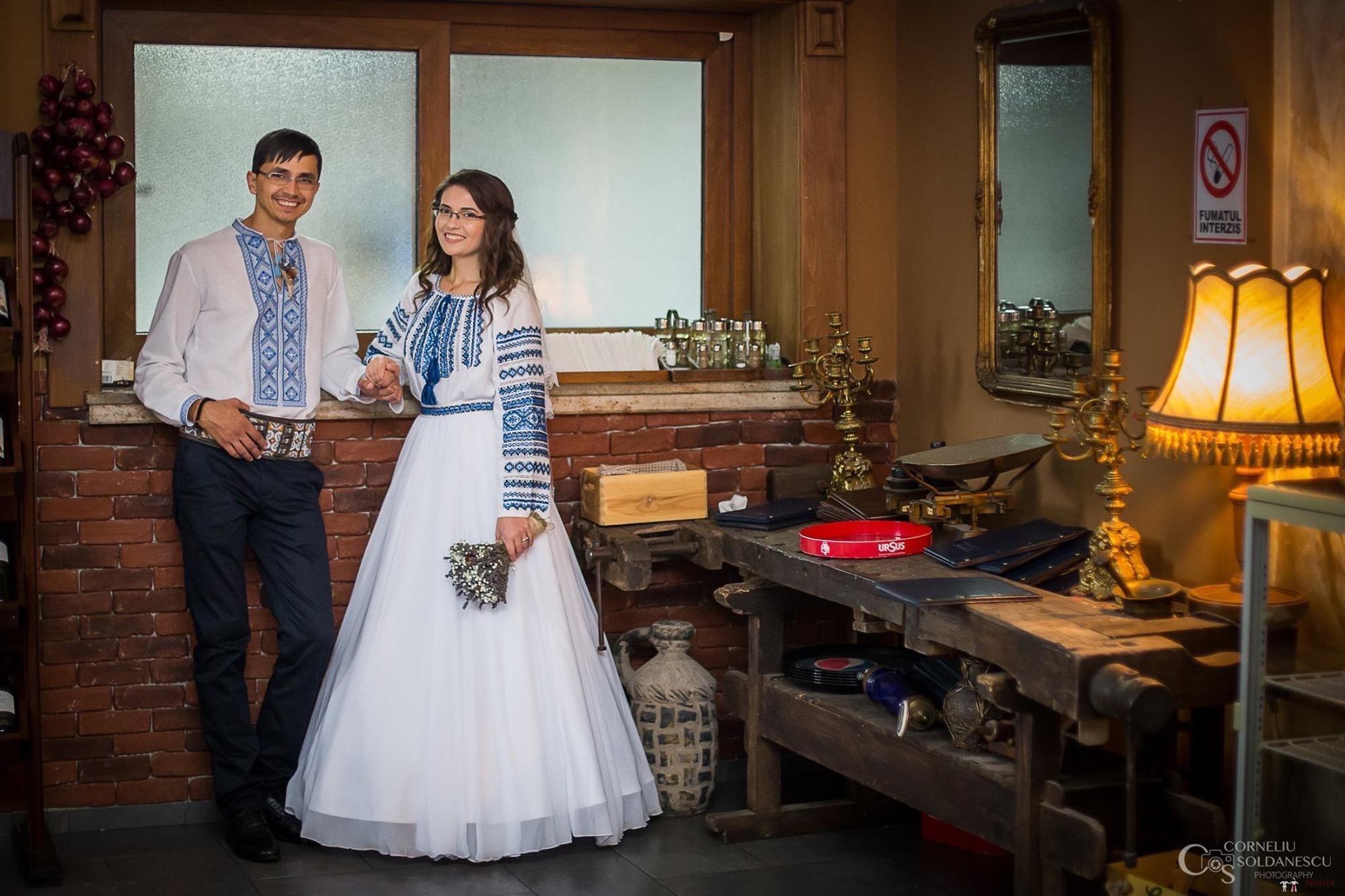 Povești Nunți Tradiționale - Ioana-Alexandra și Bogdan-Vasile. Nuntă tradițională în Fălticeni 40