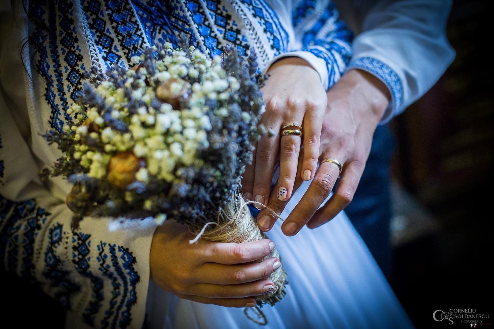 Povești Nunți Tradiționale - Ioana-Alexandra și Bogdan-Vasile. Nuntă tradițională în Fălticeni 46
