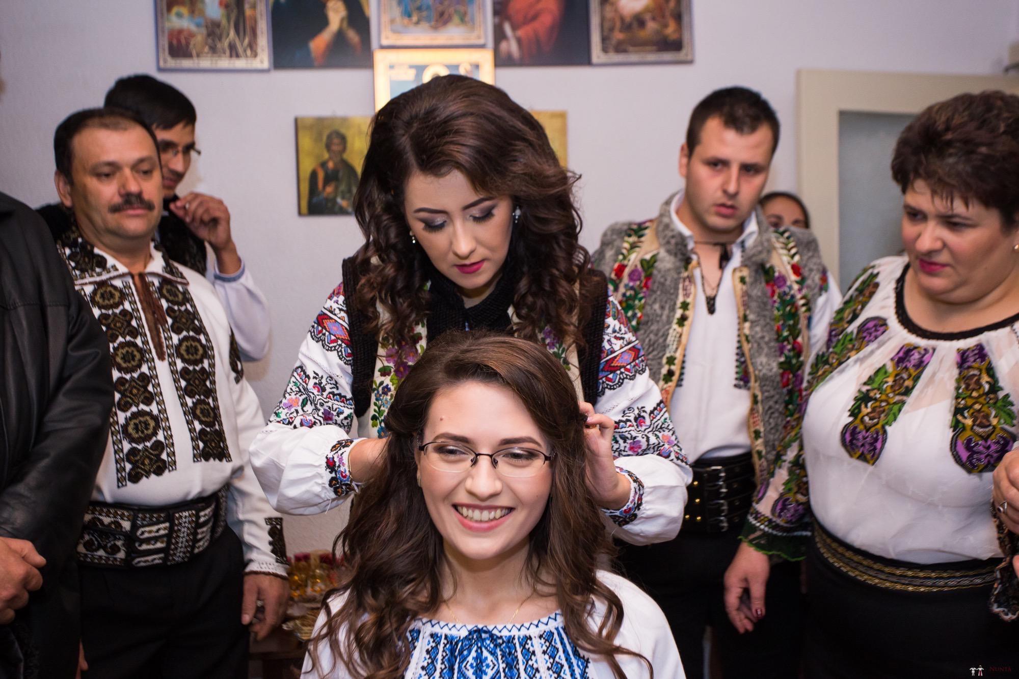 Povești Nunți Tradiționale - Ioana-Alexandra și Bogdan-Vasile. Nuntă tradițională în Fălticeni 5