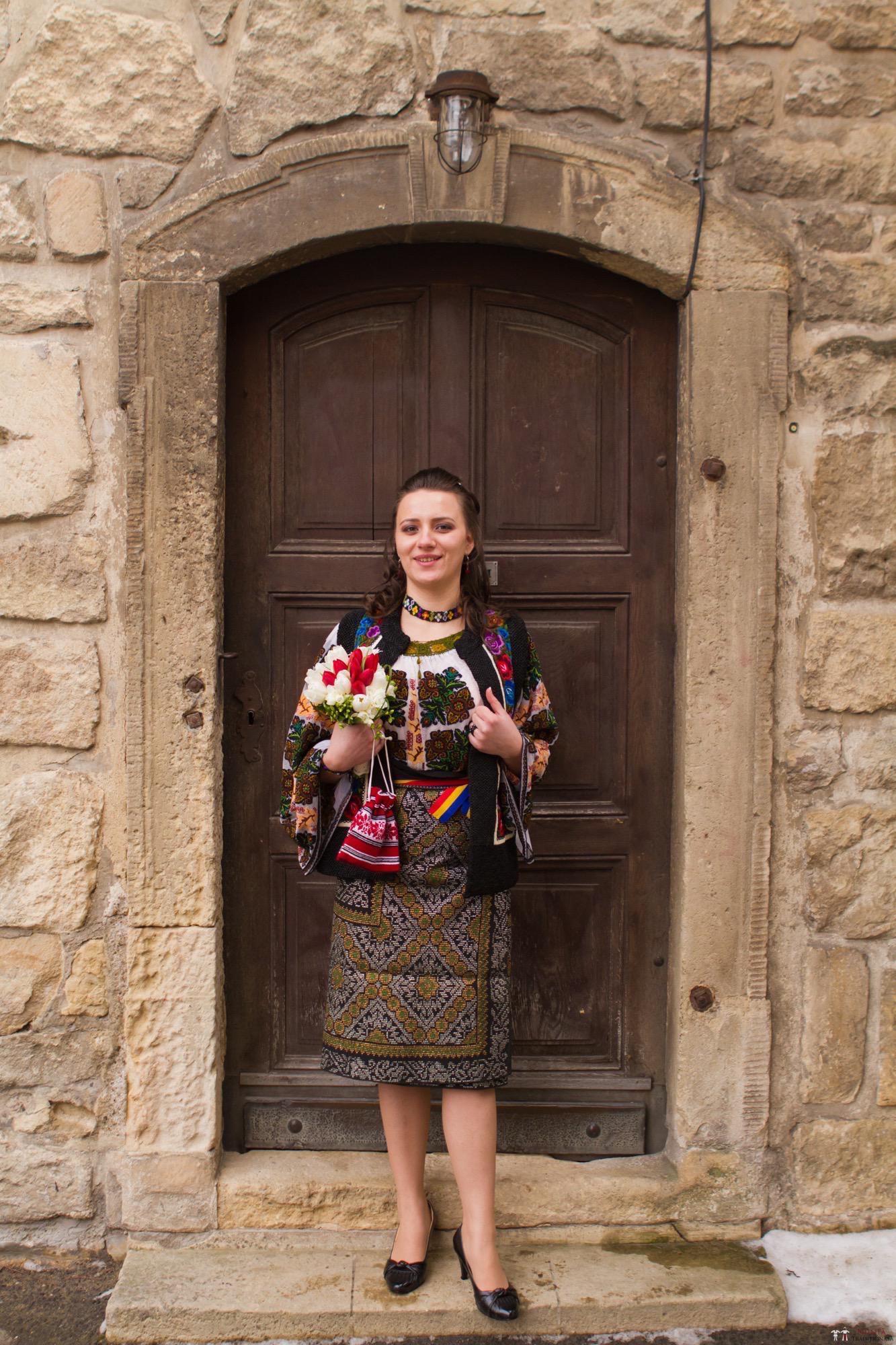 Povești Nunți Tradiționale - Florentina și Daniel. Nuntă tradițională la Poiana Negri 24