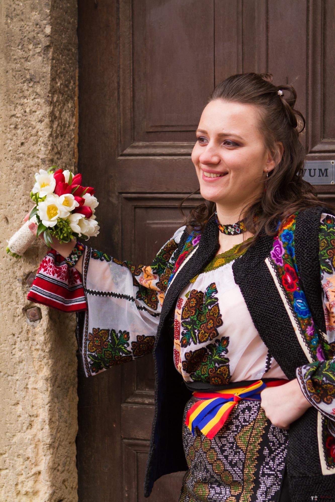 Povești Nunți Tradiționale - Florentina și Daniel. Nuntă tradițională la Poiana Negri 25