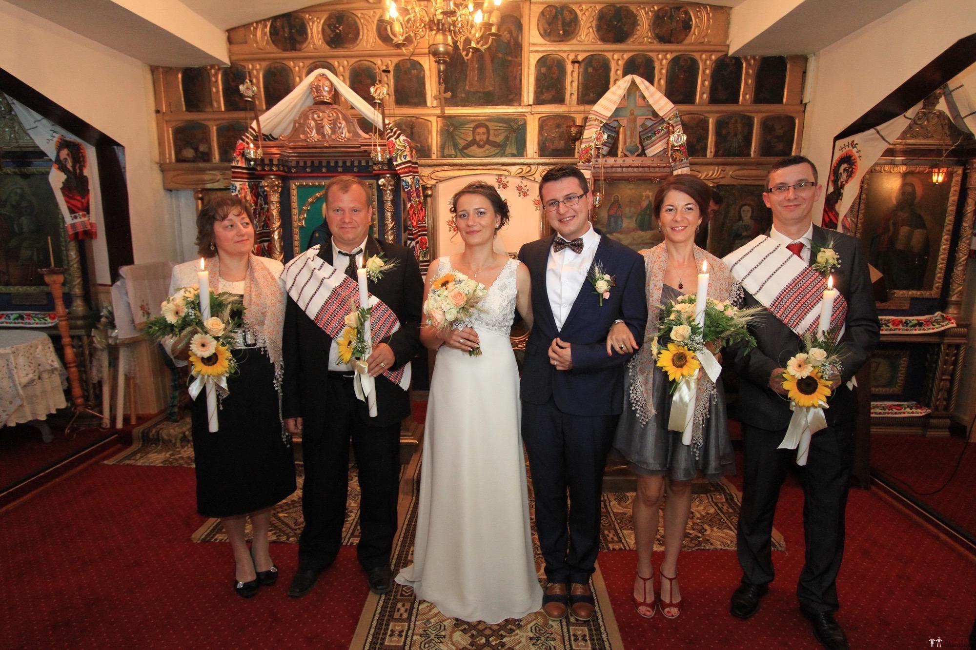 Povești Nunți Tradiționale - Florentina și Daniel. Nuntă tradițională la Poiana Negri 2