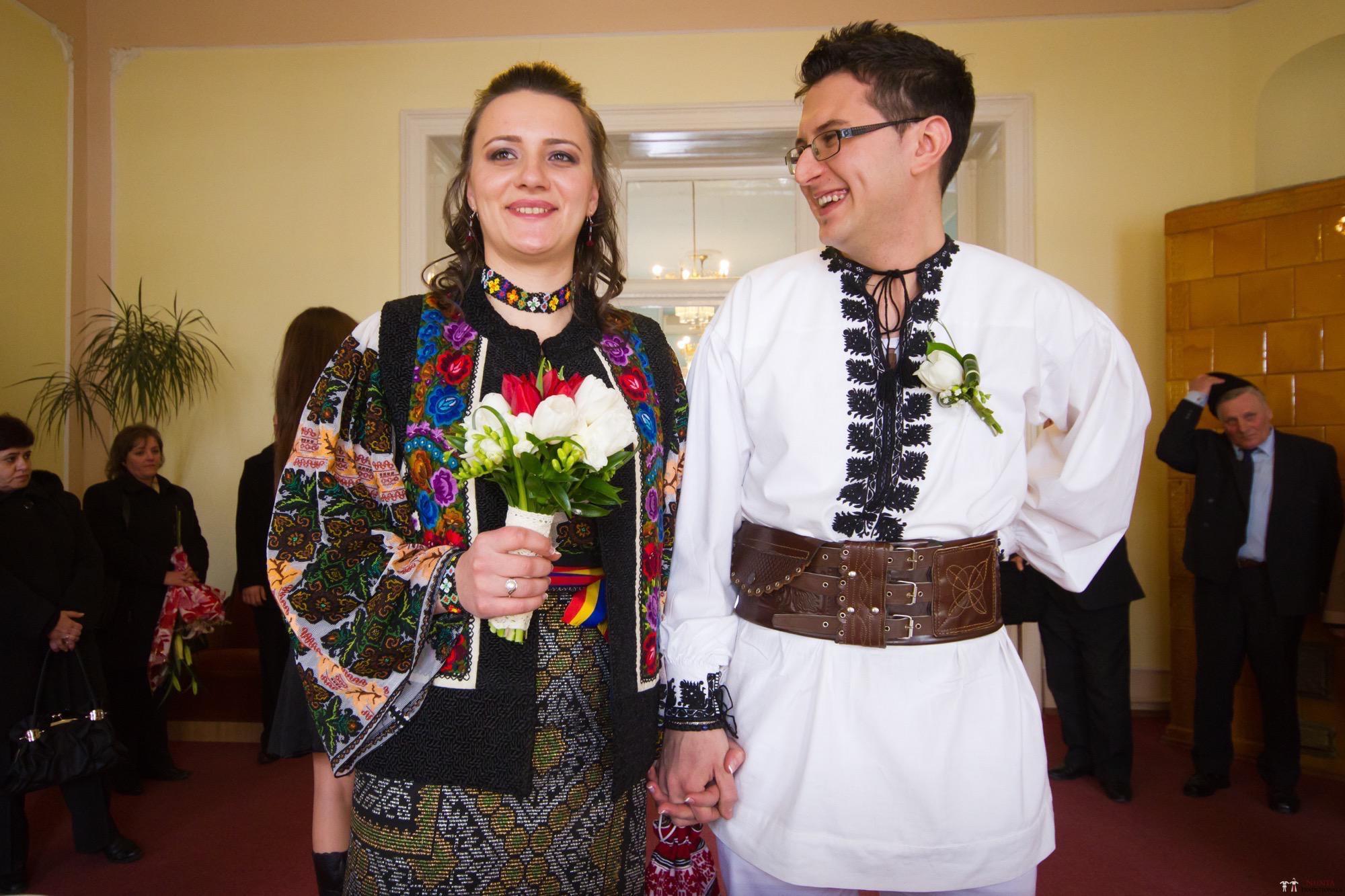 Povești Nunți Tradiționale - Florentina și Daniel. Nuntă tradițională la Poiana Negri 3