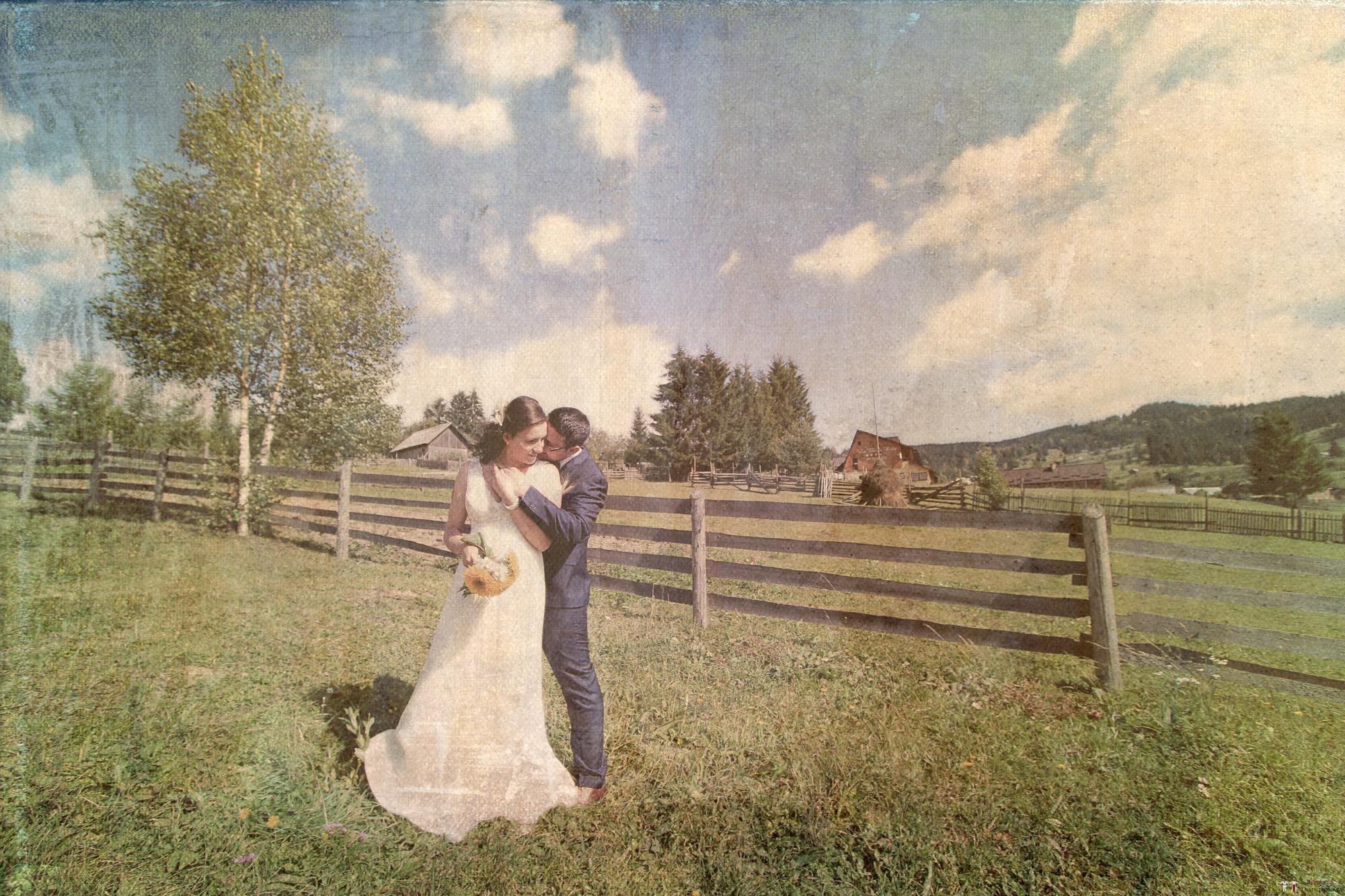 Povești Nunți Tradiționale - Florentina și Daniel. Nuntă tradițională la Poiana Negri 39