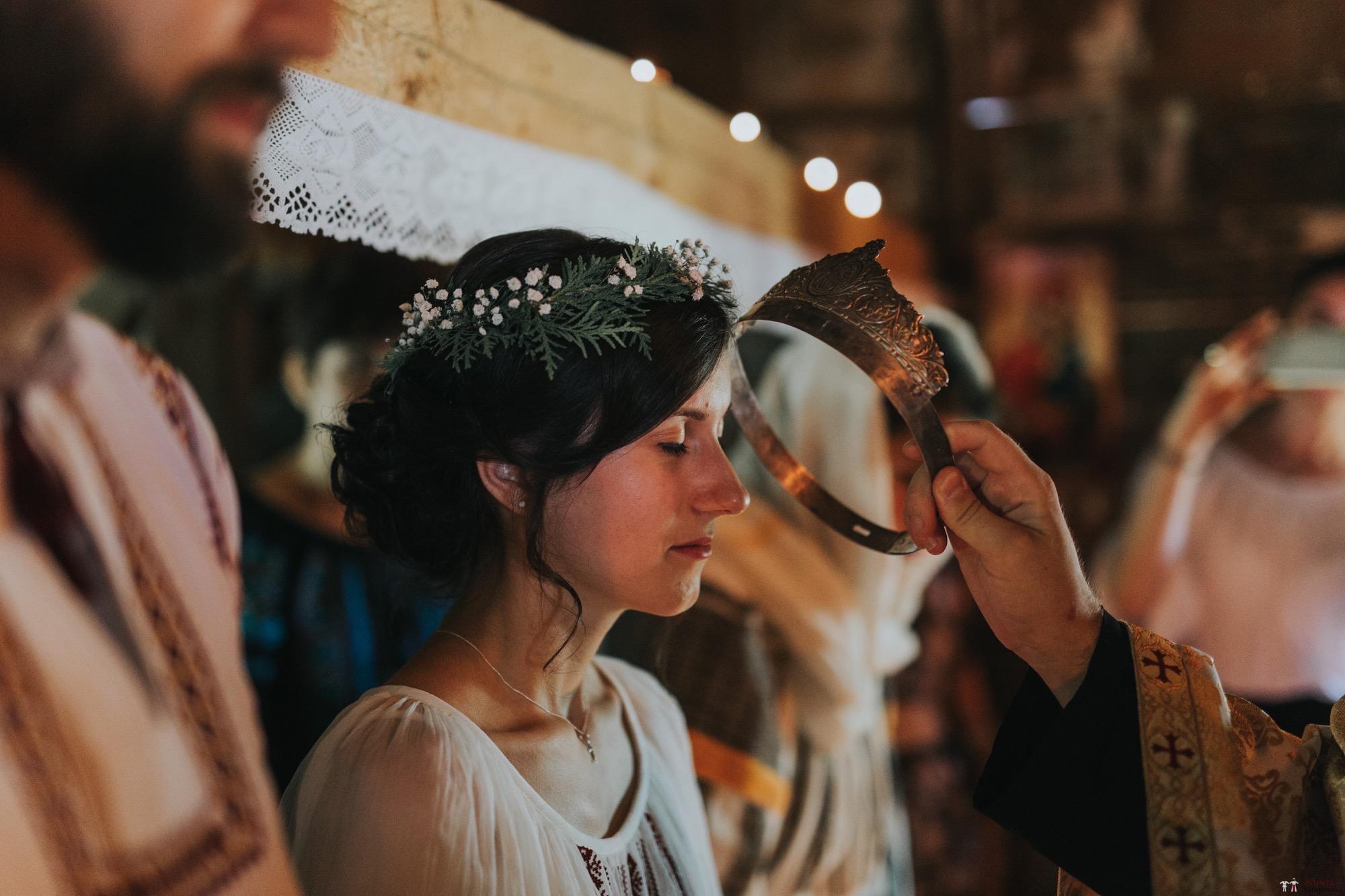 Povești Nunți Tradiționale - Diana și Bogdan. Nuntă tradițională în Găbud, Alba 16