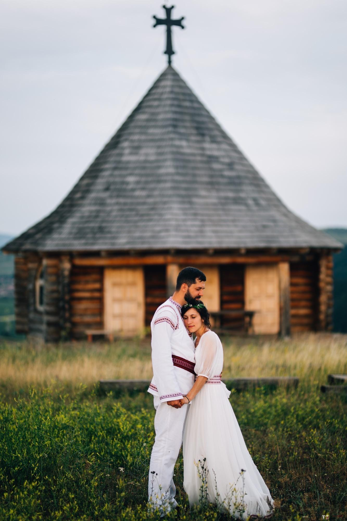 Povești Nunți Tradiționale - Diana și Bogdan. Nuntă tradițională în Găbud, Alba 28