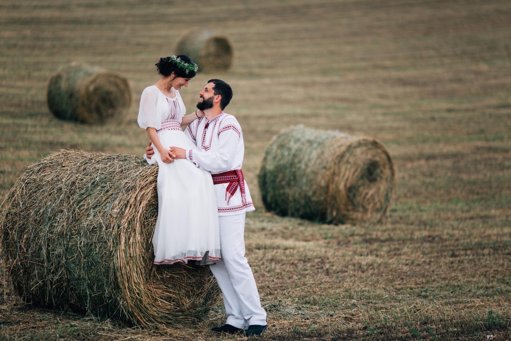 Povești Nunți Tradiționale - Diana și Bogdan. Nuntă tradițională în Găbud, Alba 31