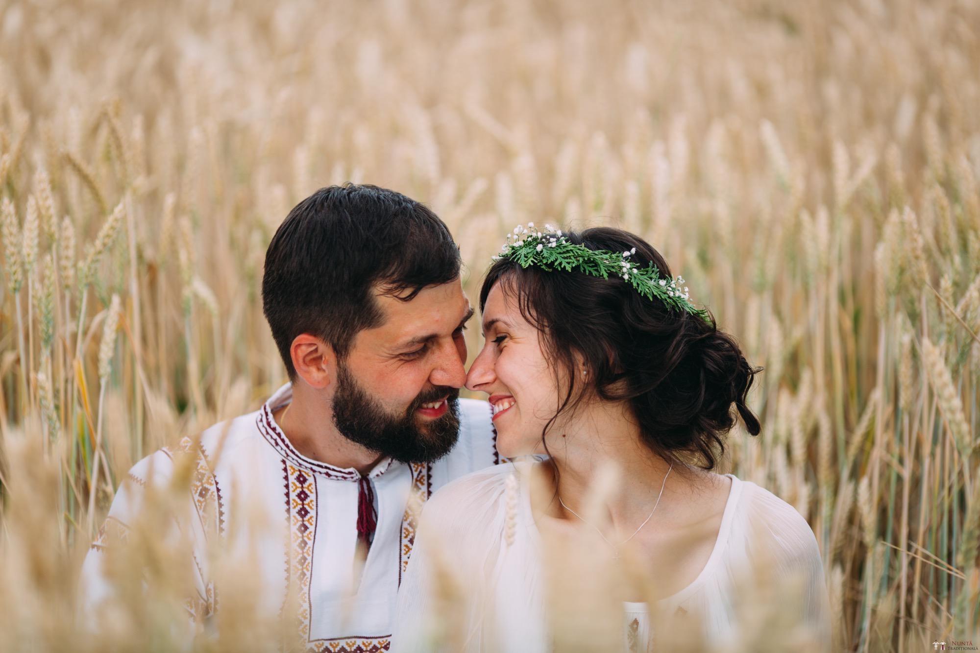 Povești Nunți Tradiționale - Diana și Bogdan. Nuntă tradițională în Găbud, Alba 34